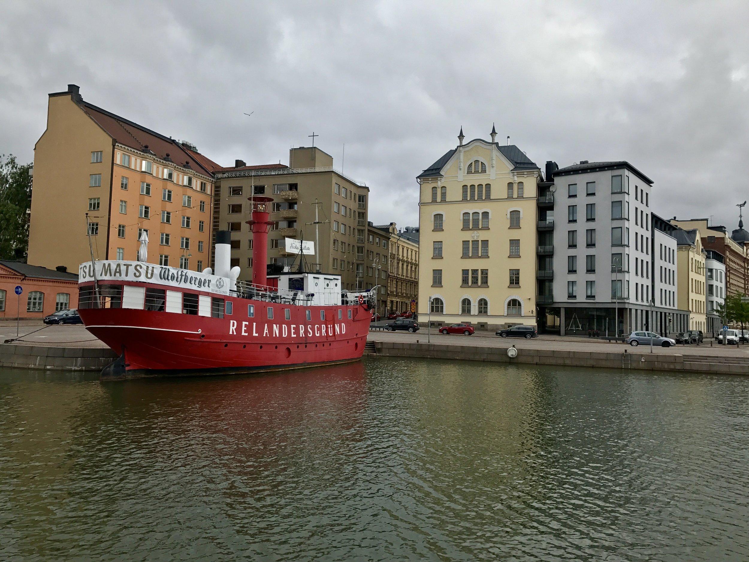 Finland -