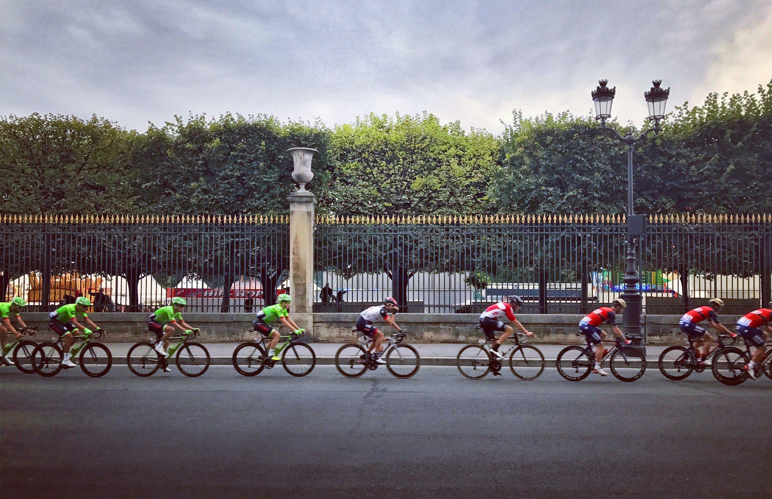 The Tour de France!