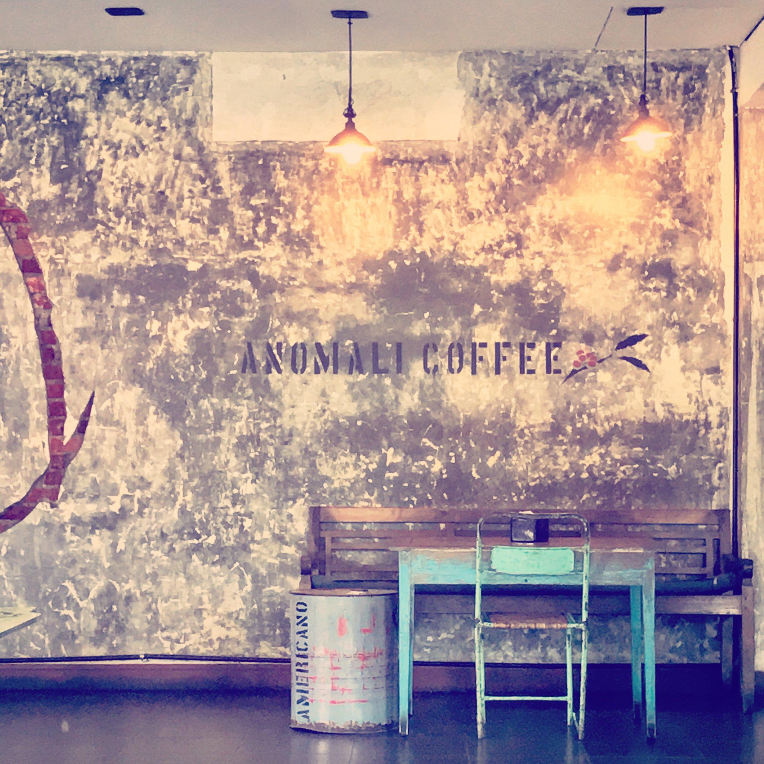 1. Anomali Coffee -