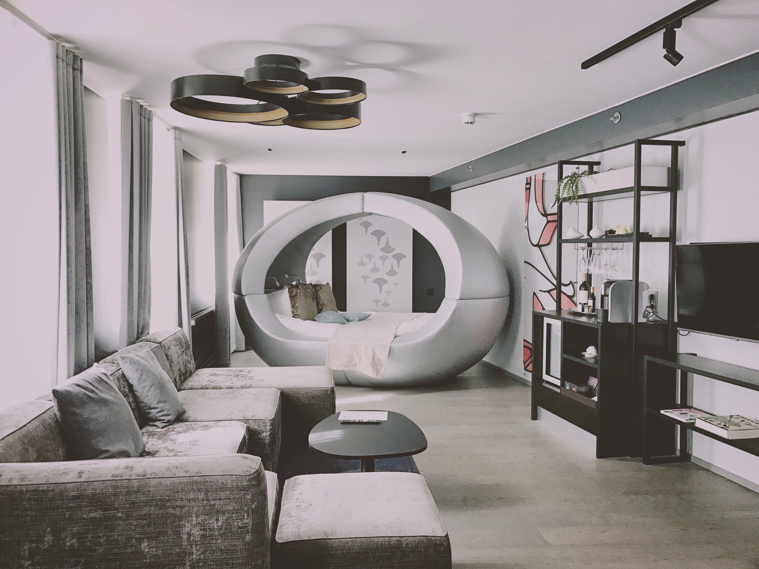 1. Klaus K Hotel -