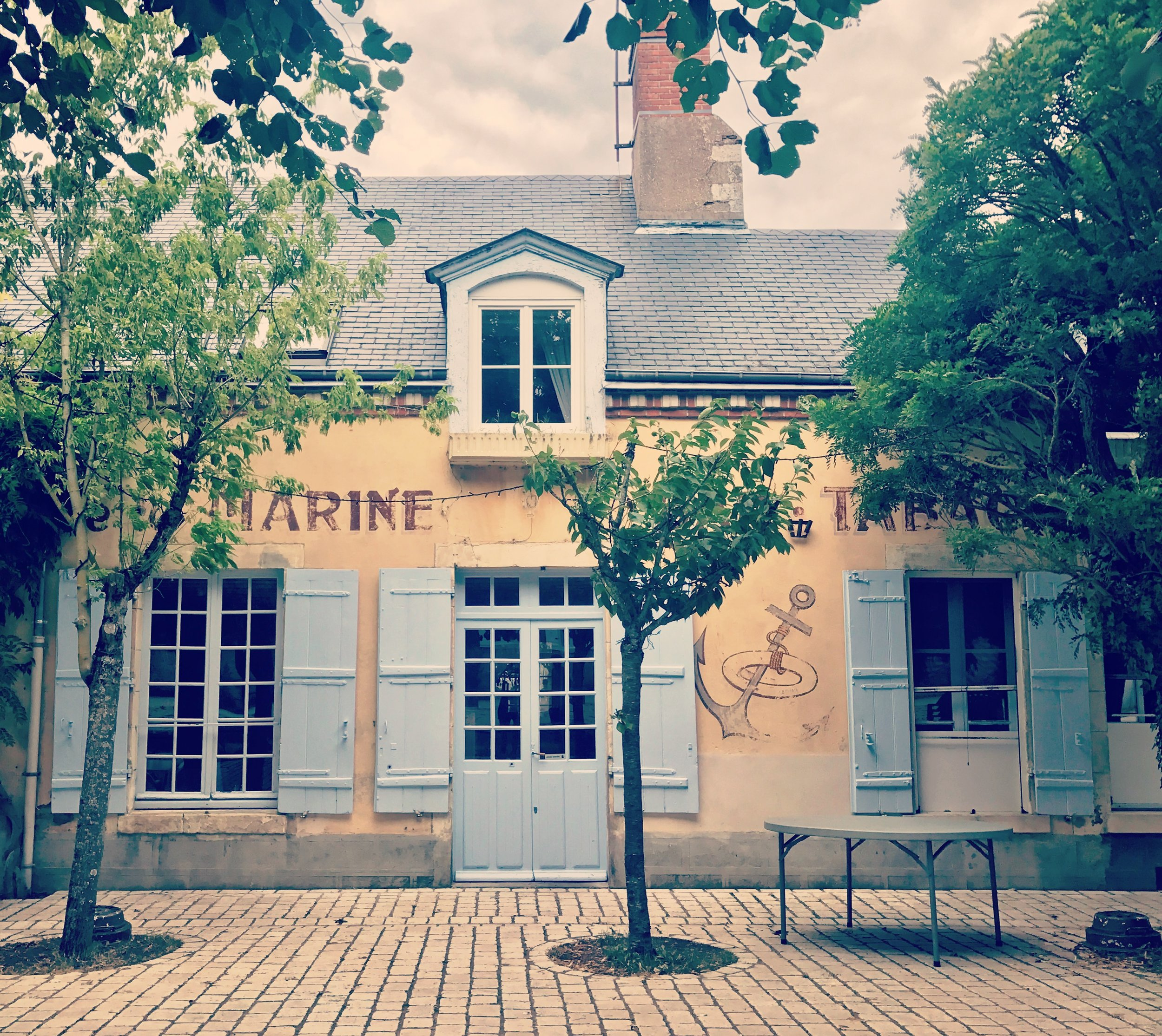 1. La Marine Restaurant and Apartments -