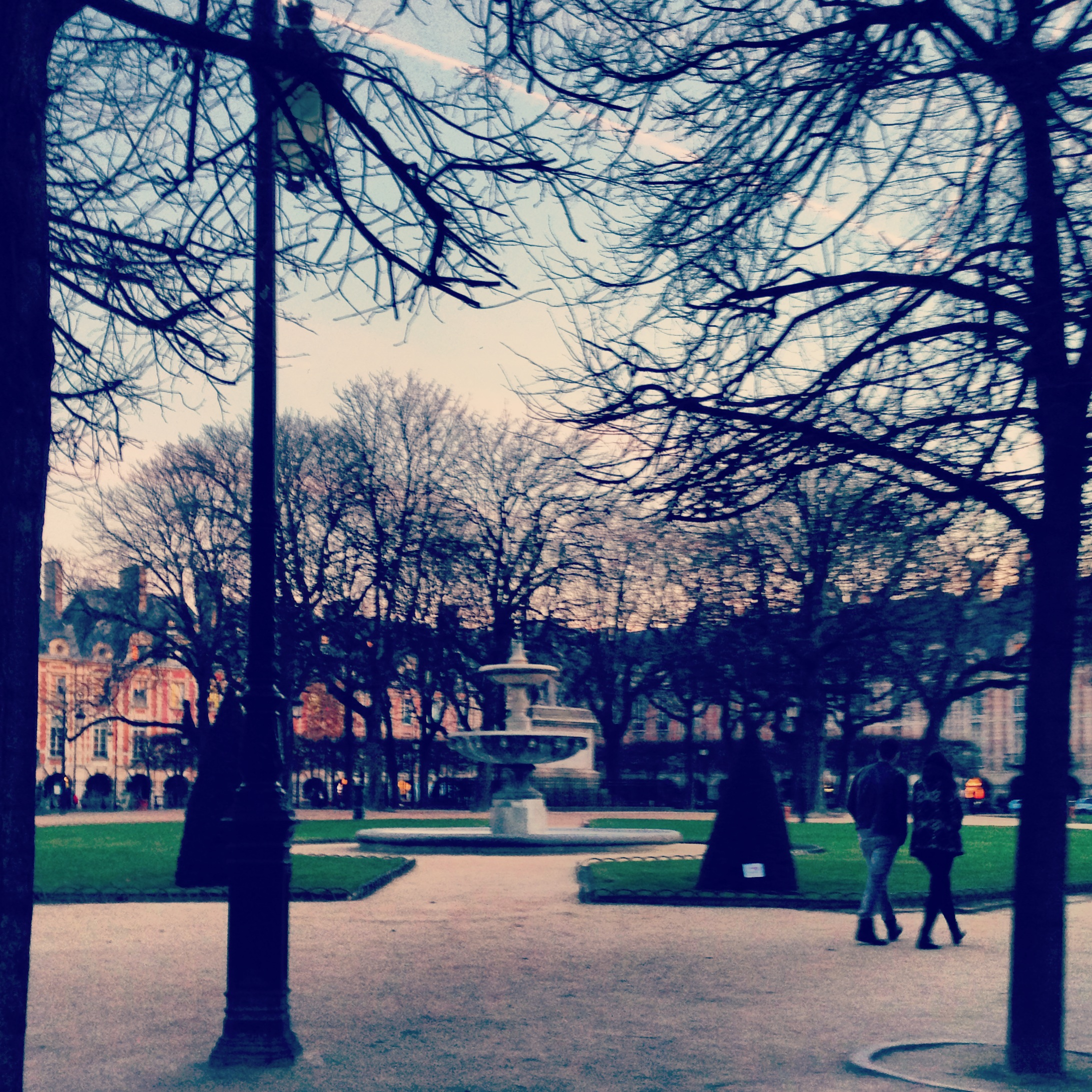 Place des Vosges -