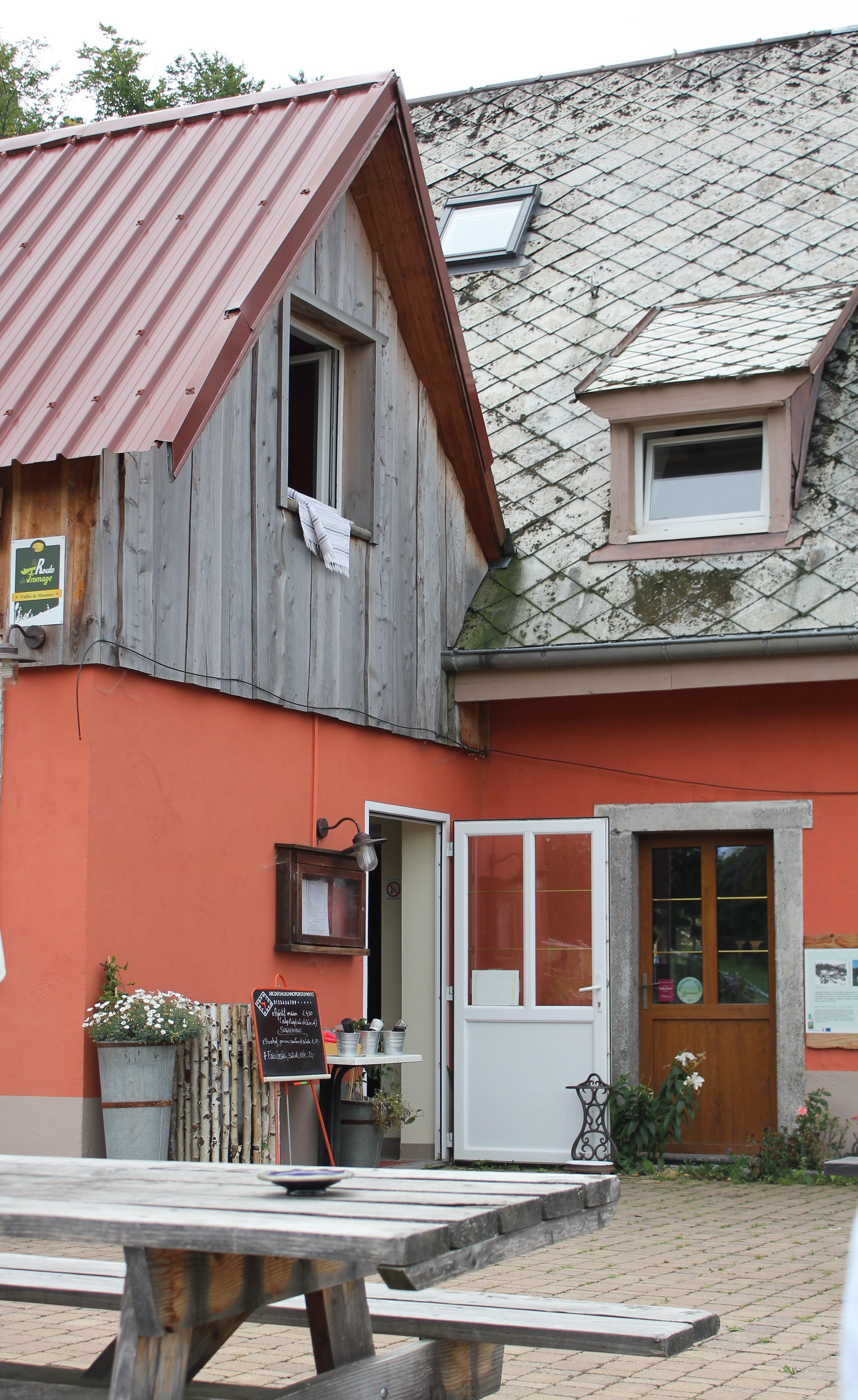 1. Ferme Auberge du Christlesgut -