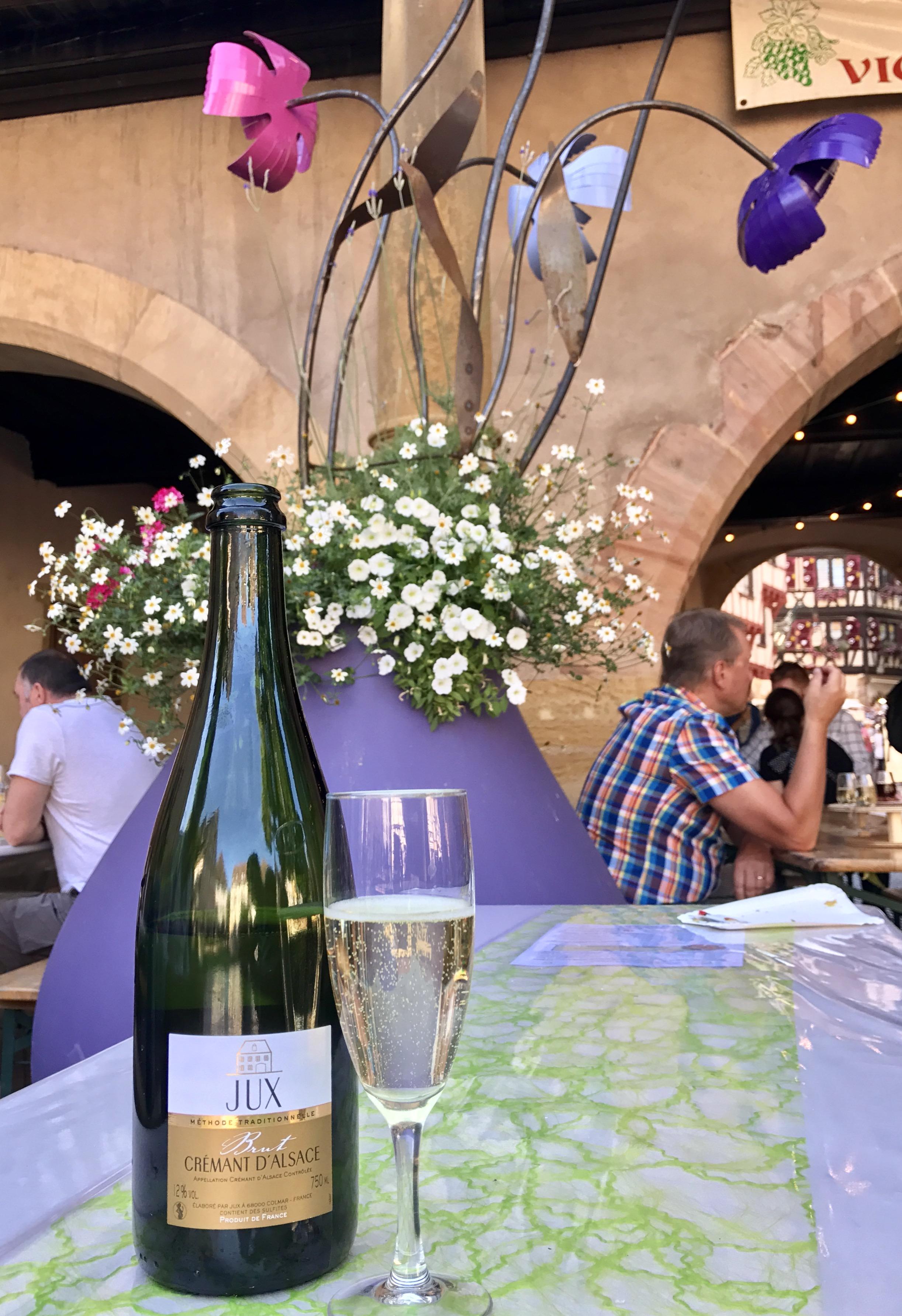 1. Presentation des Vins des Vignerons de Colmar -