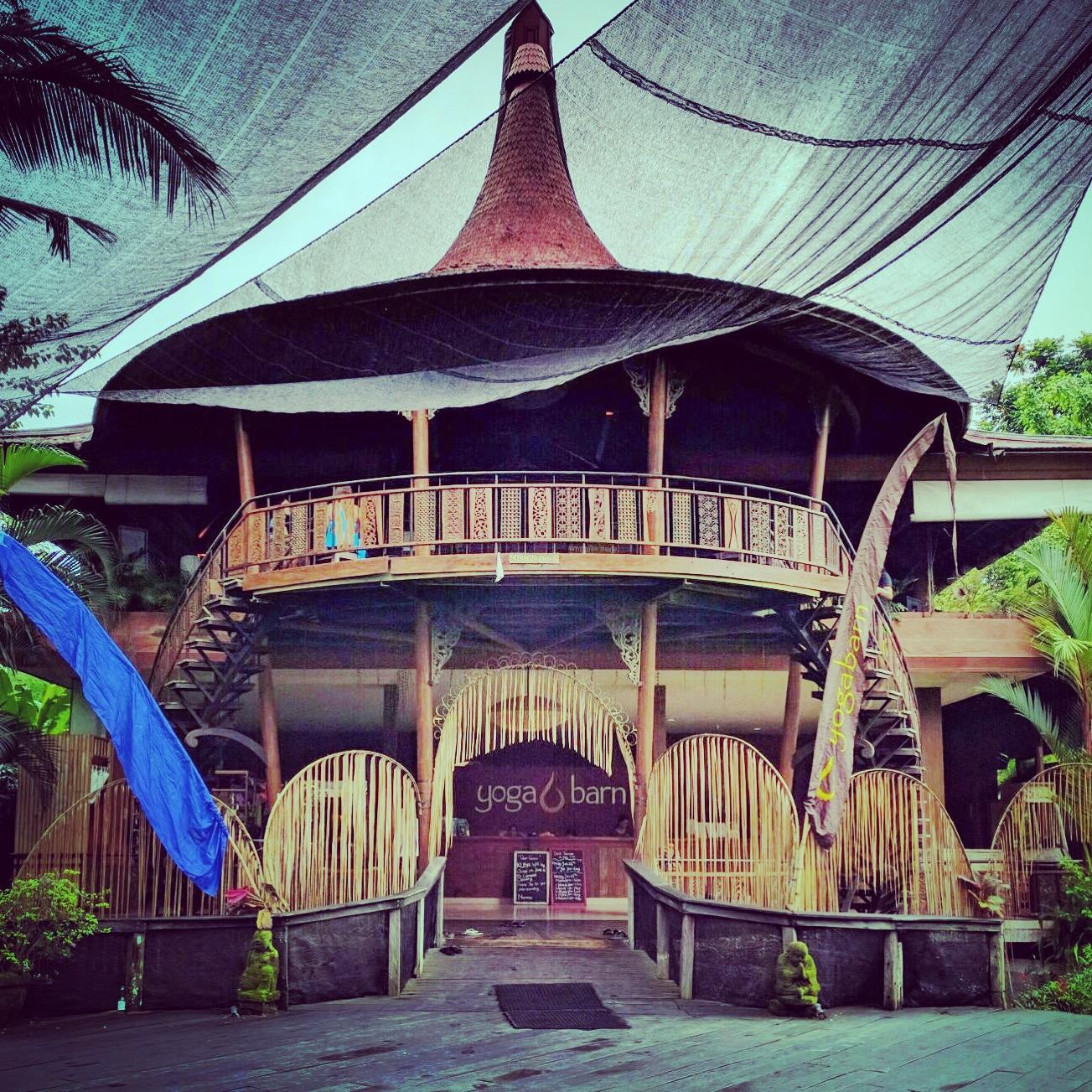 5. The Yoga Barn -
