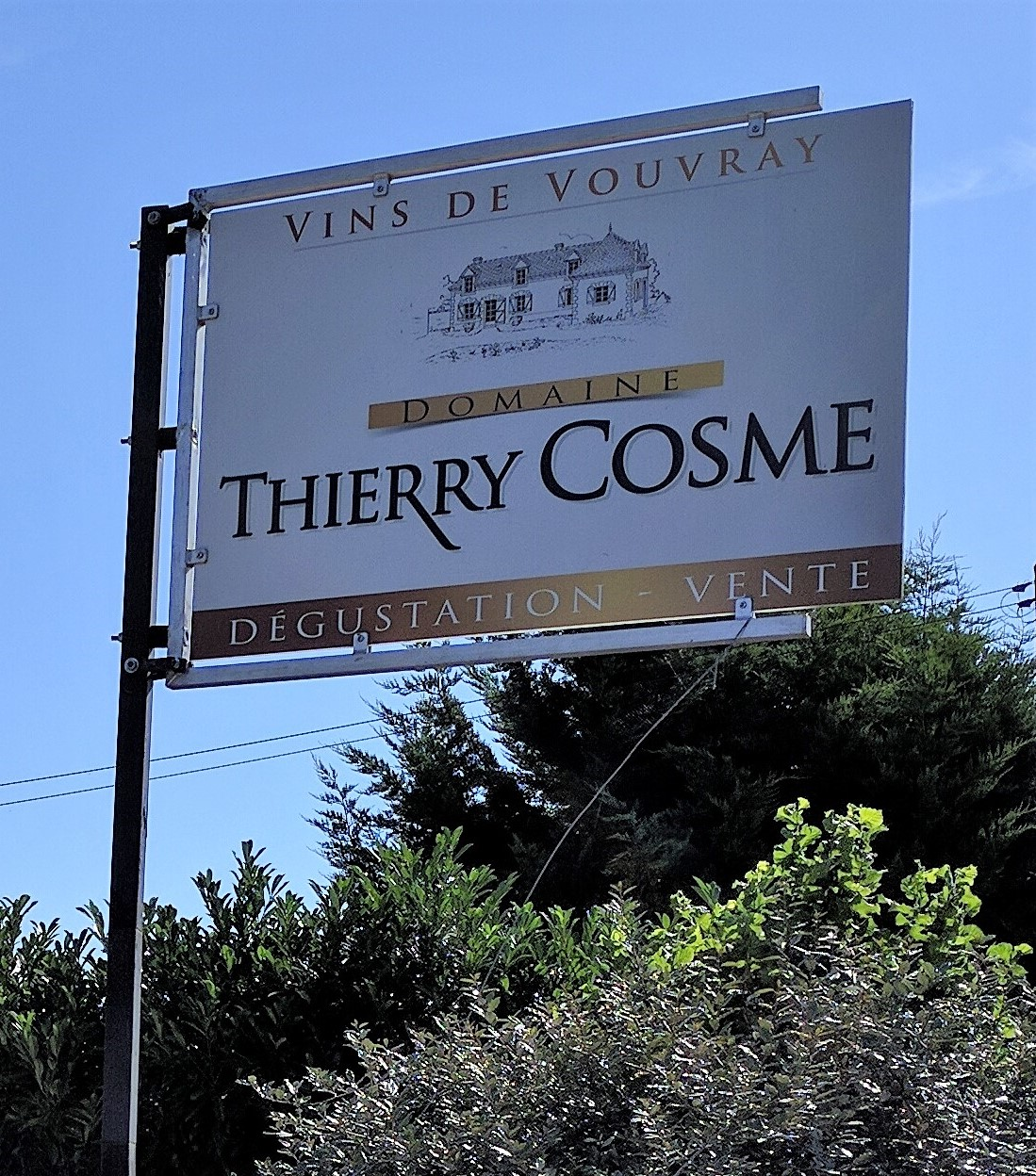 2. Domaine Thierry Cosme -