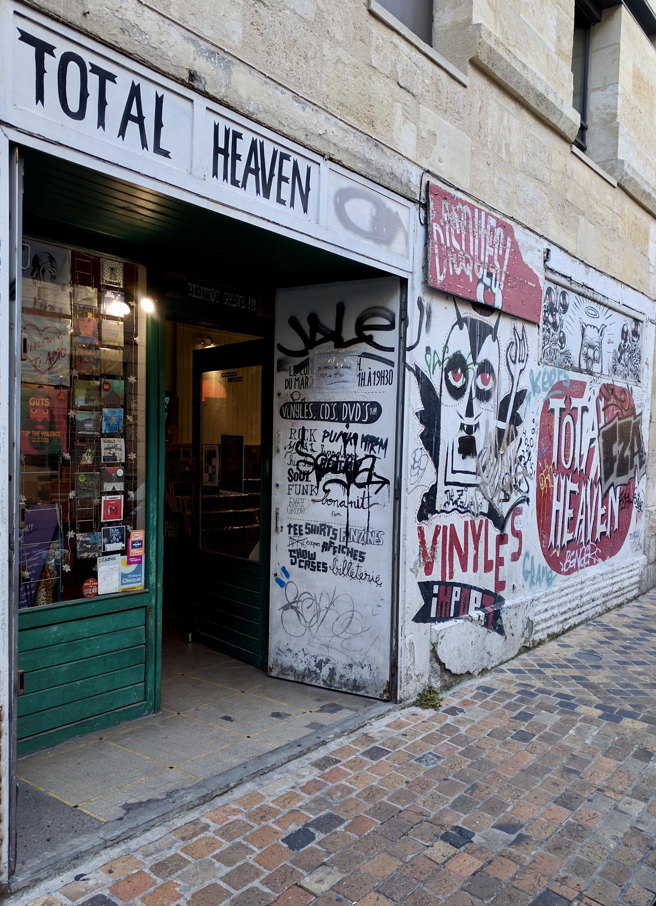 Total Heaven - Bordeaux