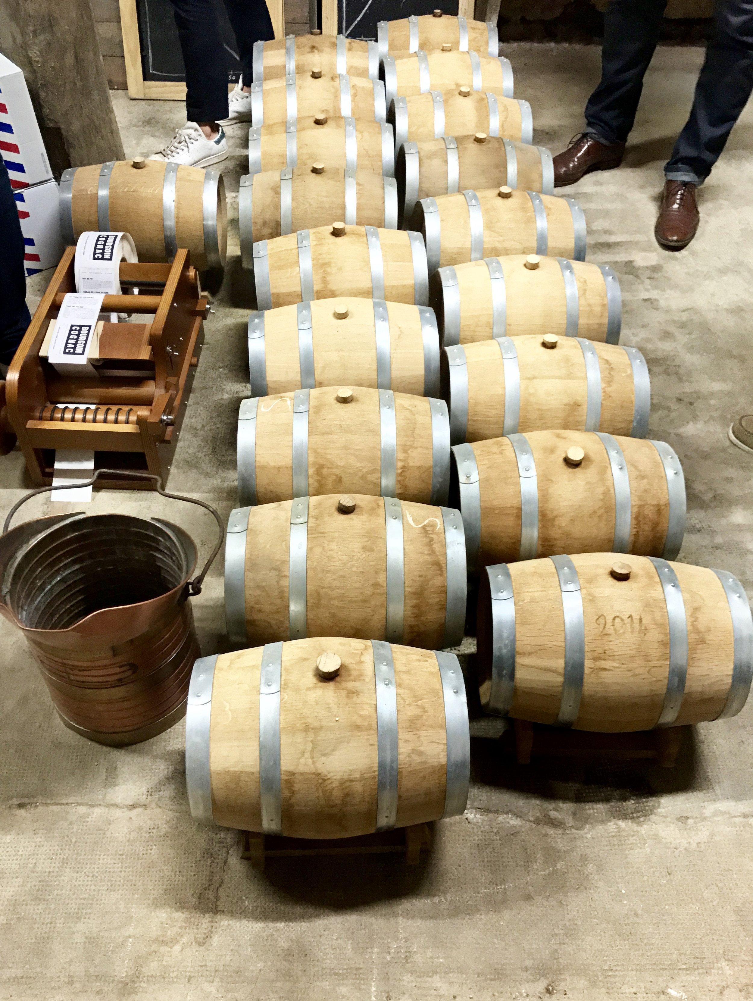 Bourgoin Cognac -