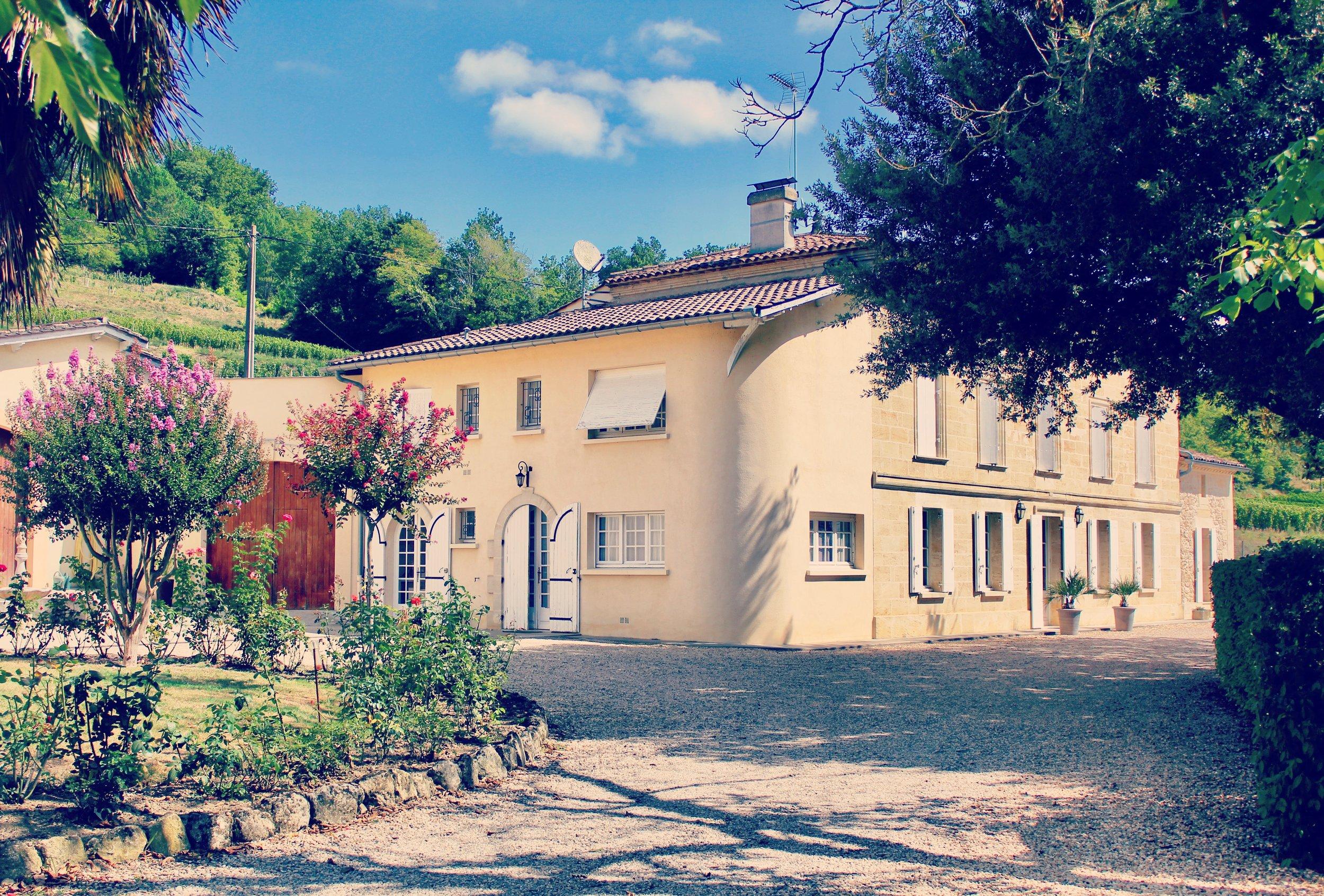 1. Chateau Bernateau -