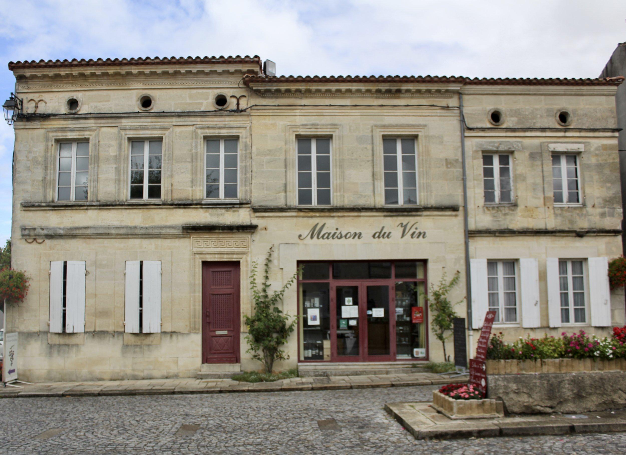 Maison du Vin de Saint-Estèphe -