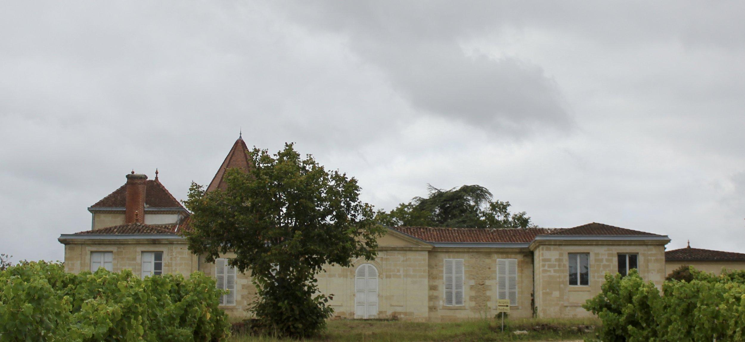 Château Rabaud-Promis -