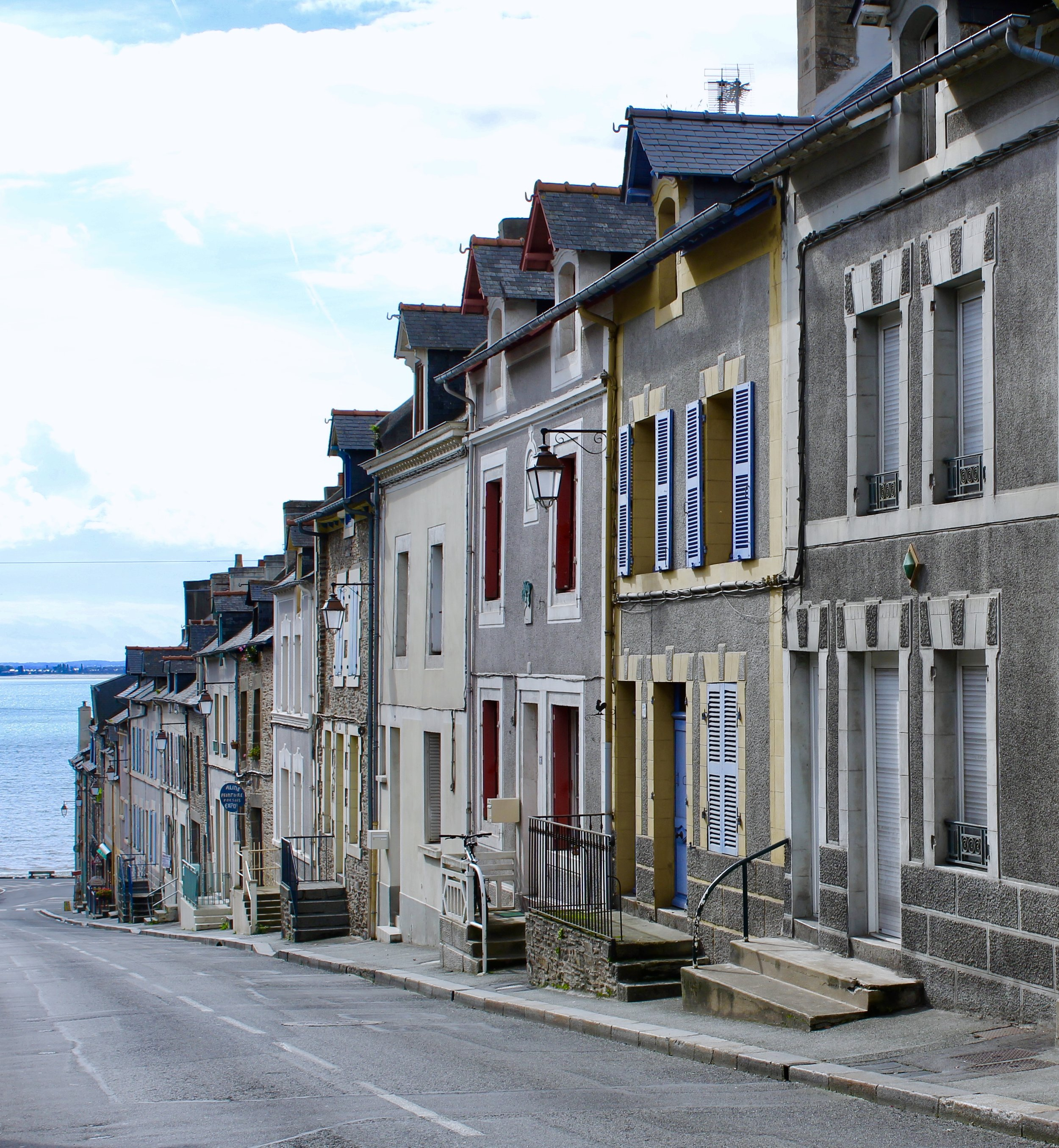 Streets of Cancale