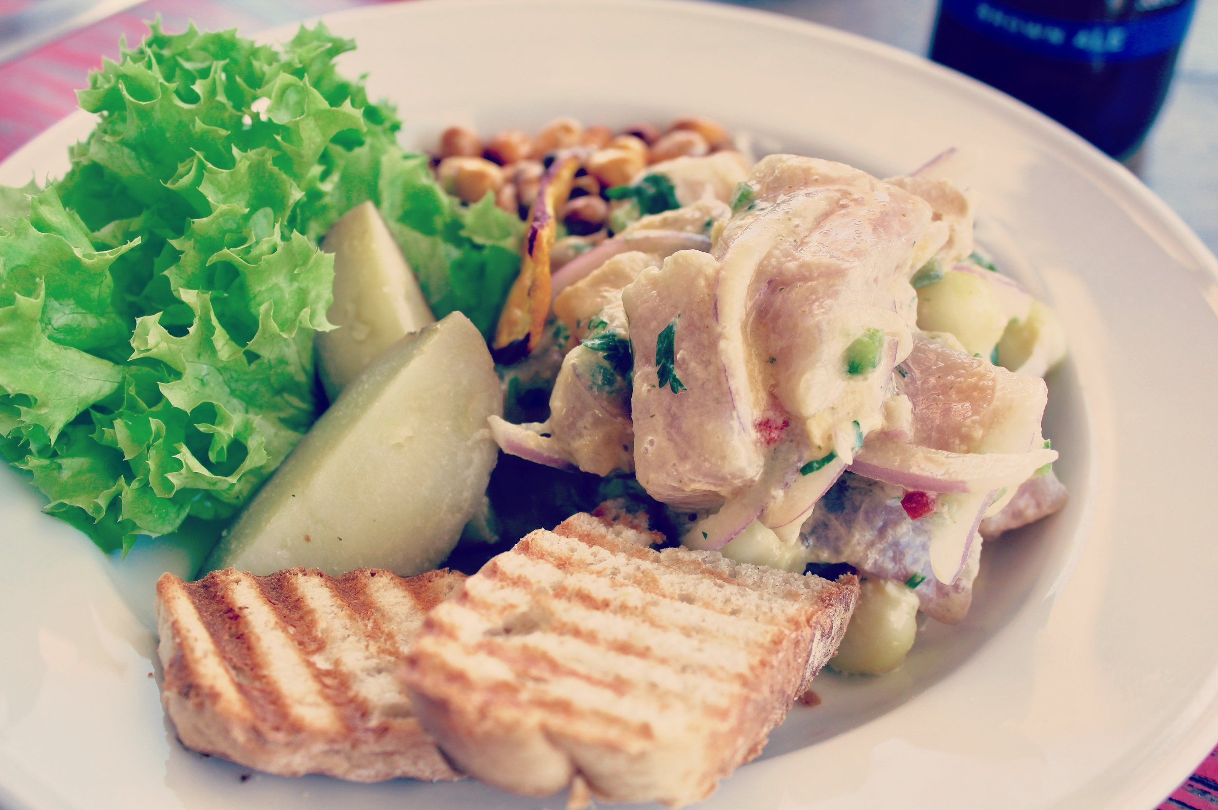 5. Fauna Restaurant -