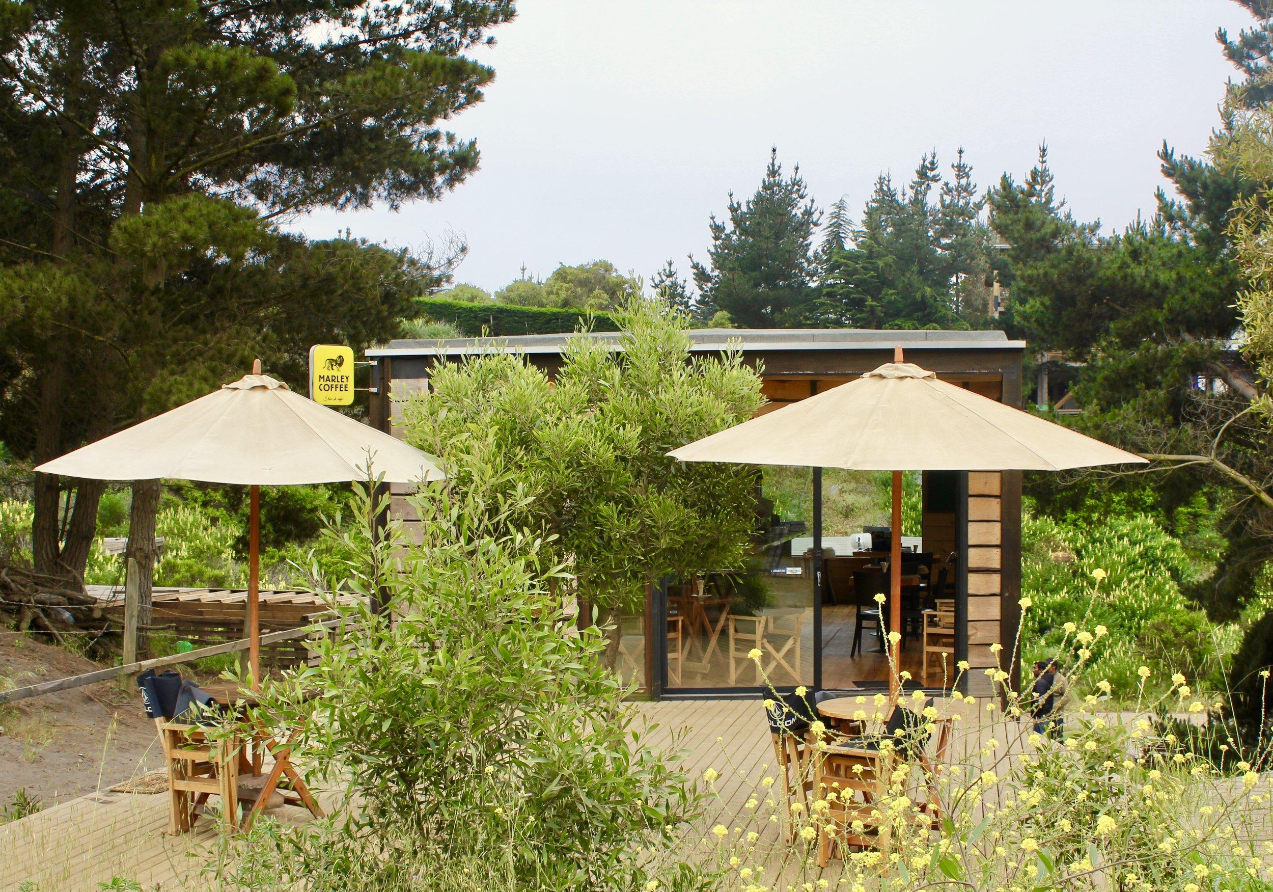 1. Los Morros Coffee Shop -