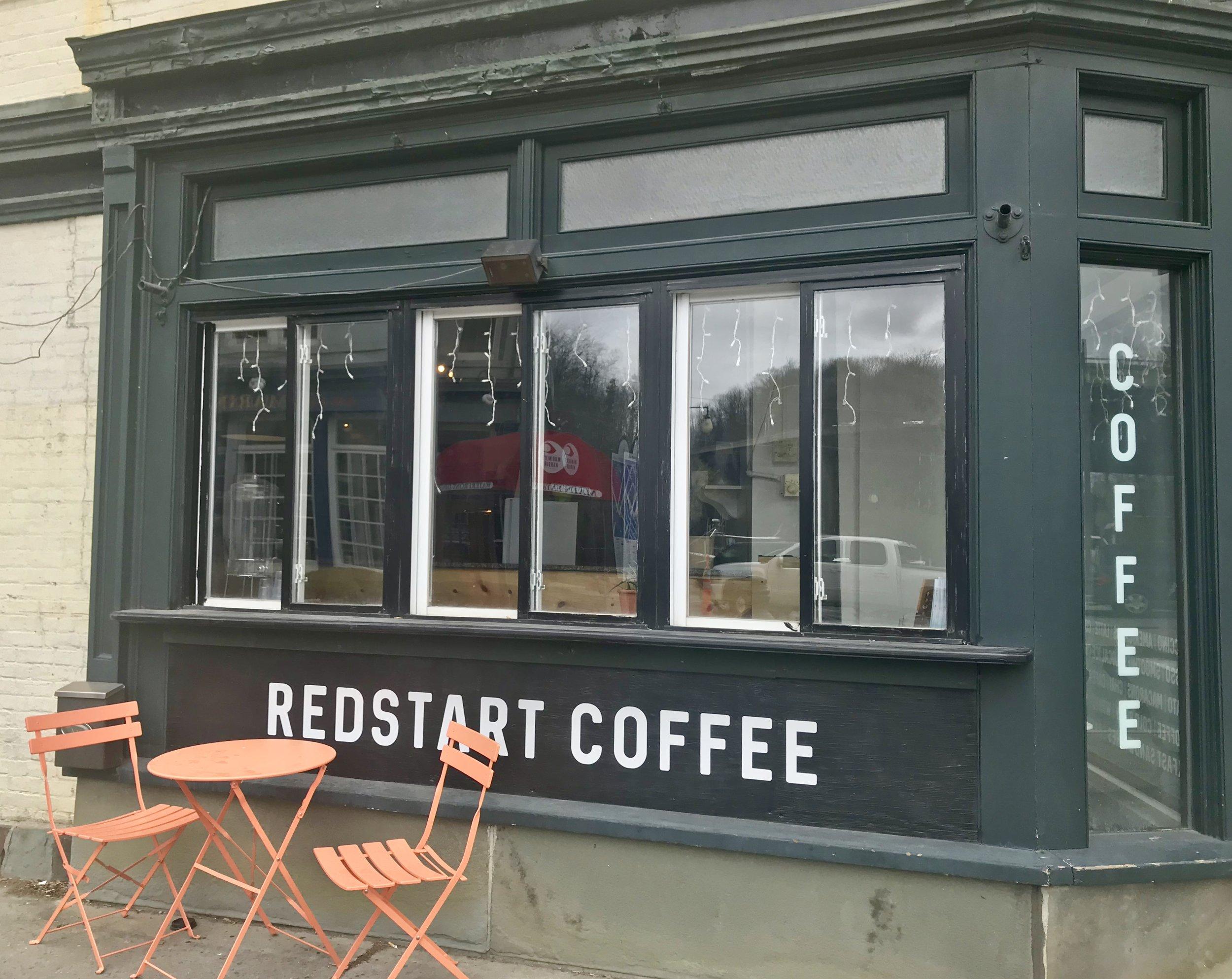 4. Redstart Coffee -