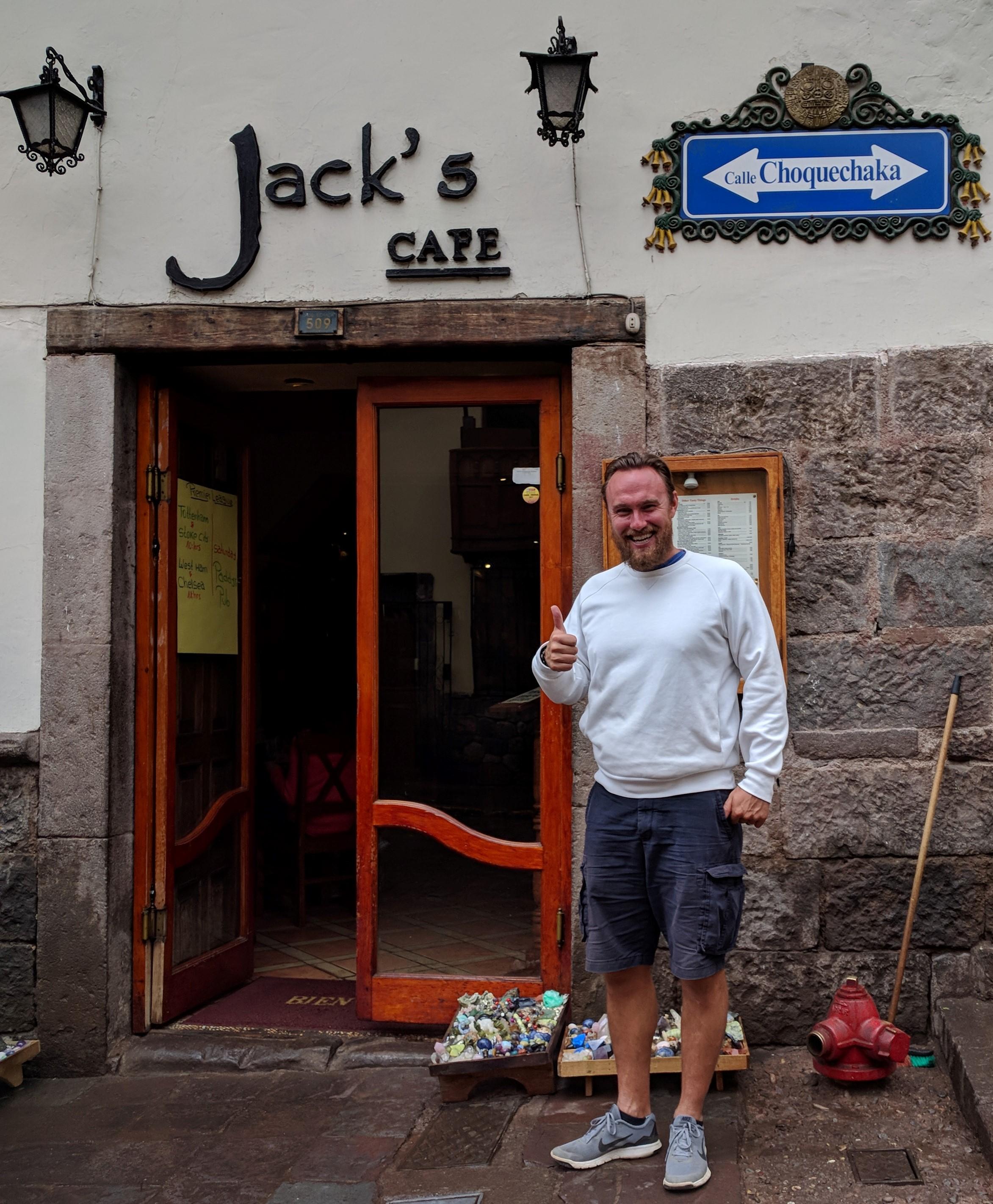 1. Jack's Cafe -