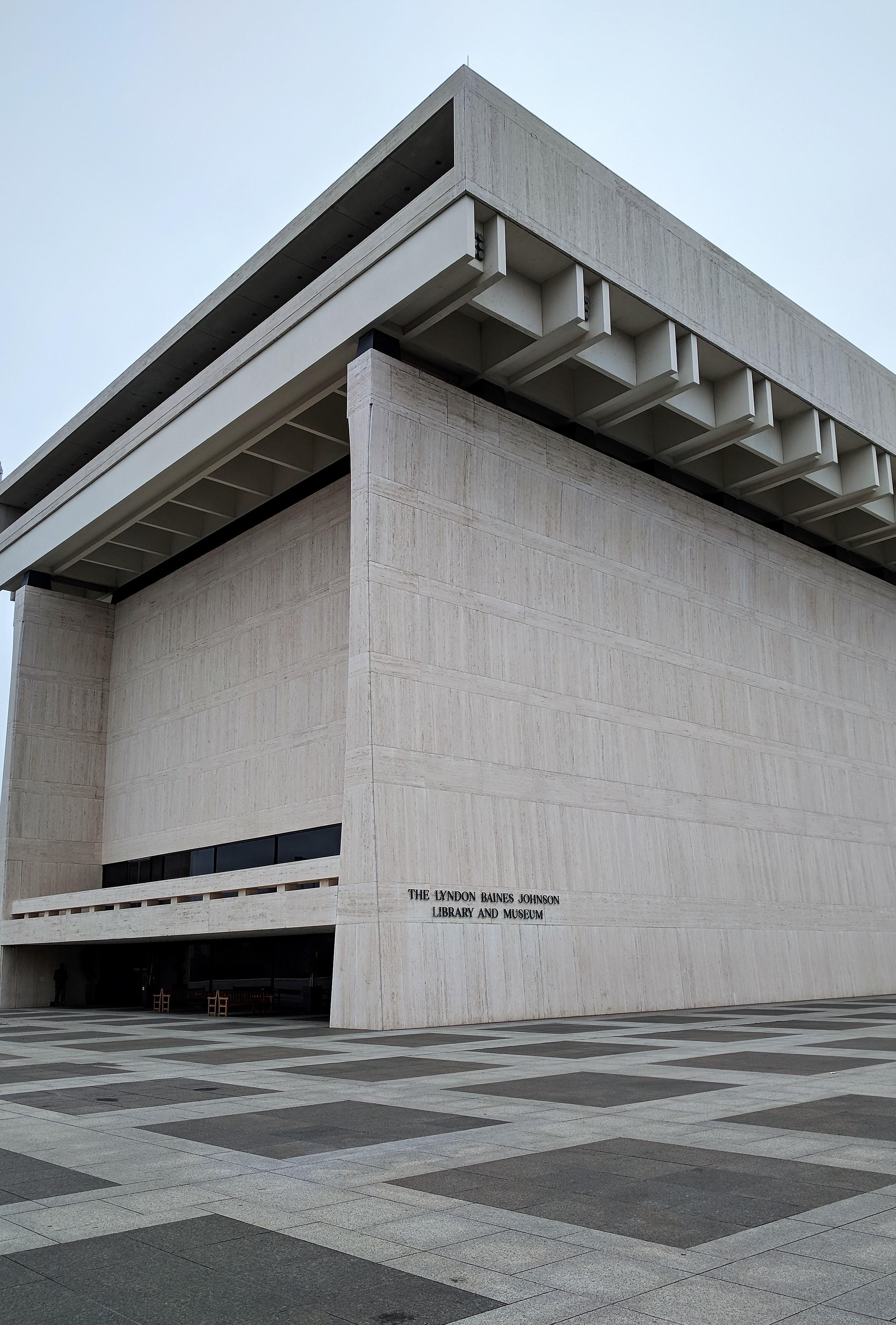 LBJ Presidential Library