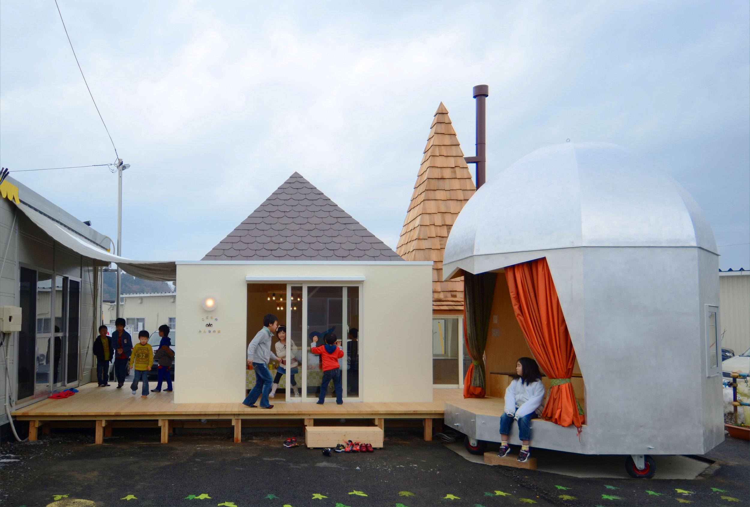 HOME-FOR-ALL IN HIGASHIMATSUSHIMA