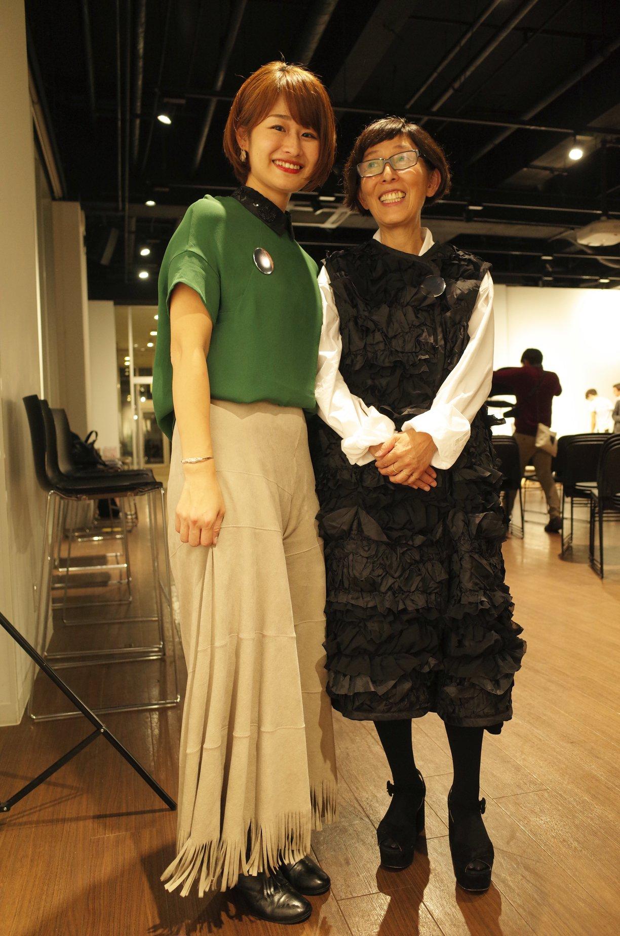 Trousers of Junya Watanabe by Kazuyo Sejima
