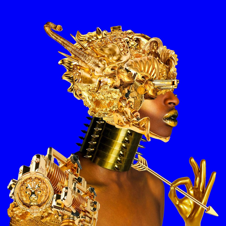 Manzel Bowman - Afrofuturist, Artist, Innovator