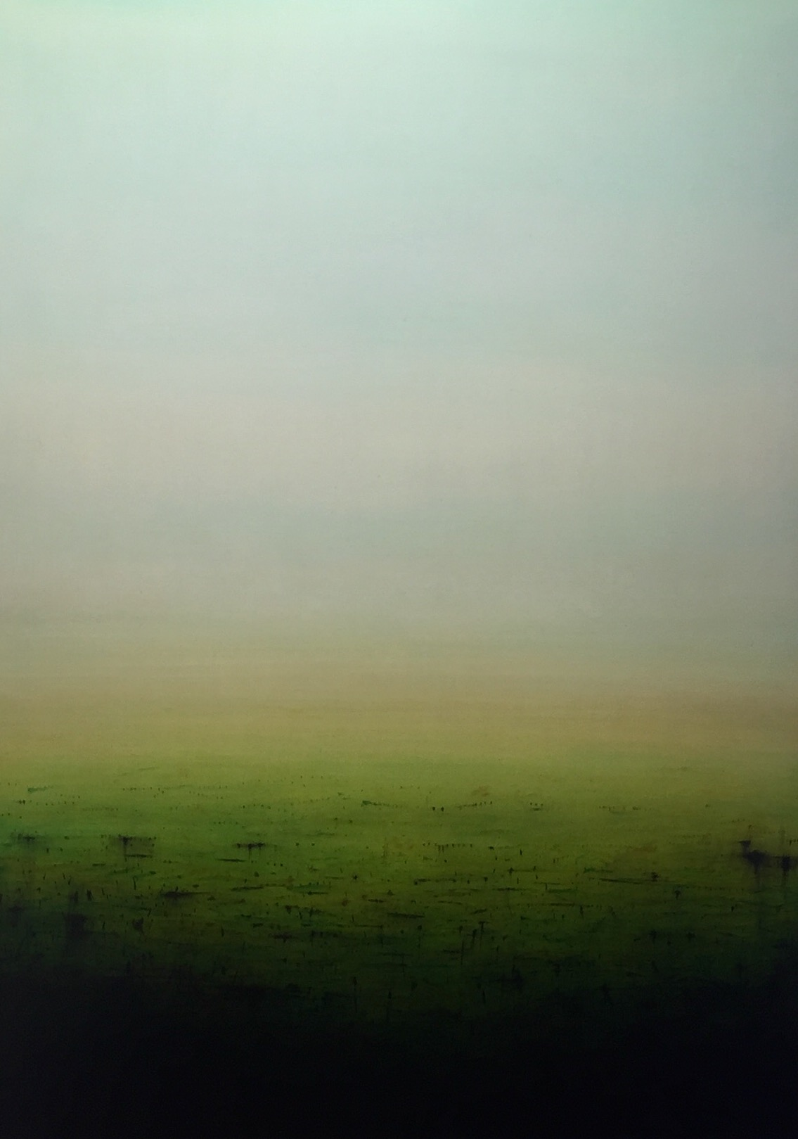 Patricia Heaslip,  The Essences , Oil On Canvas, 152.5 x 106 cm, P.O.A.