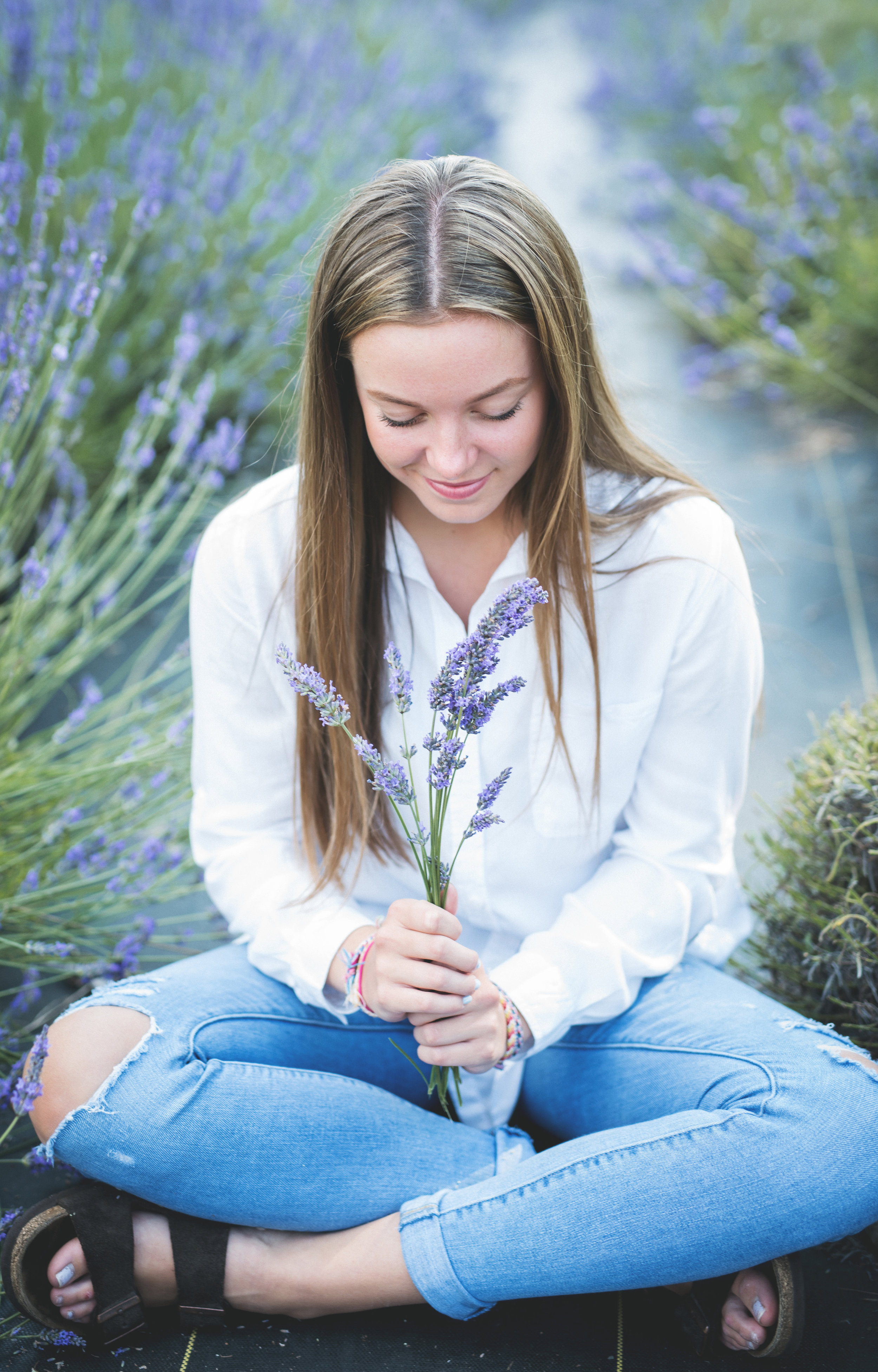 kristin grover images snofalls lavender field, sarah, senior model team. Mt. Si high school