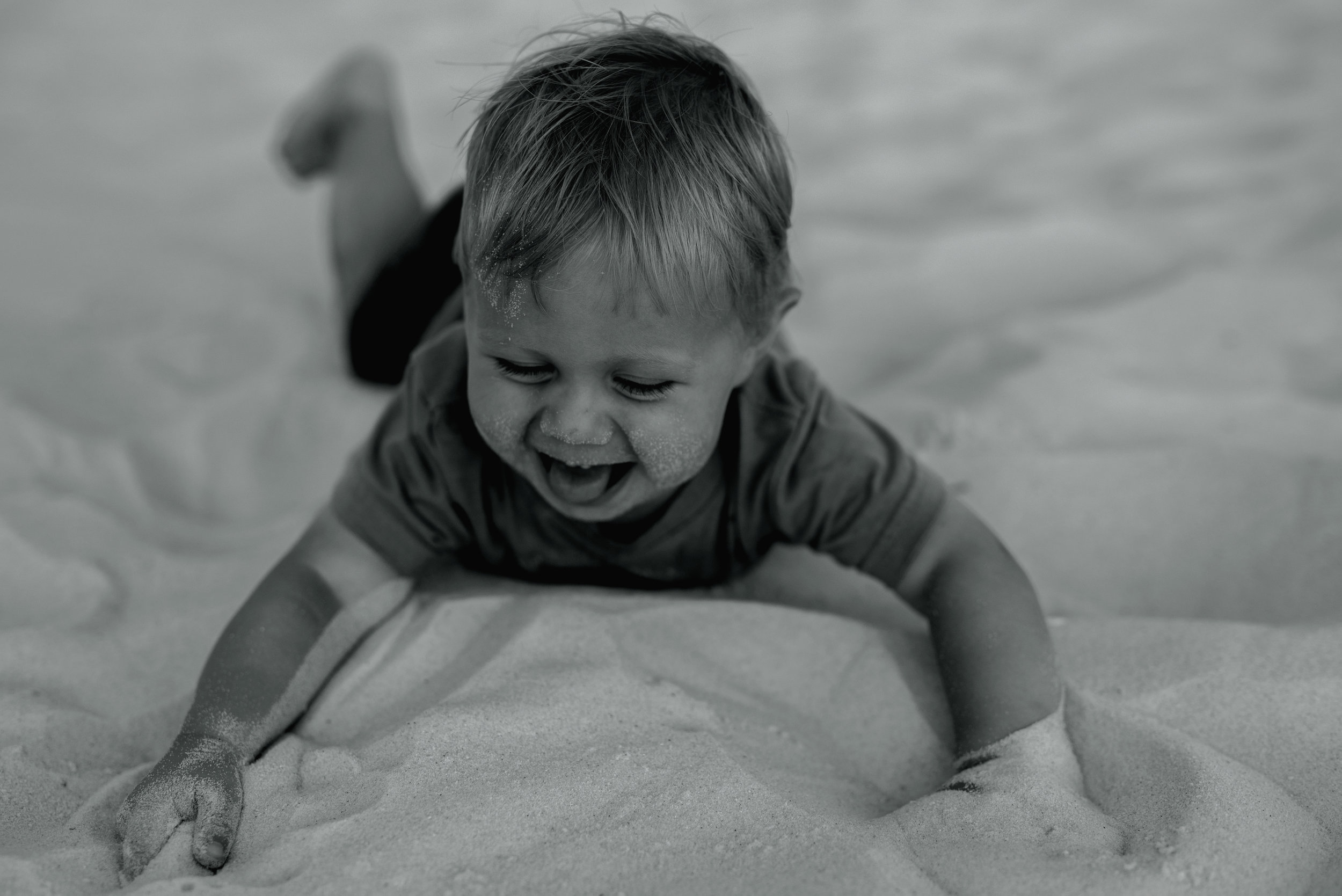 beach family photographer Kristin Grover Images
