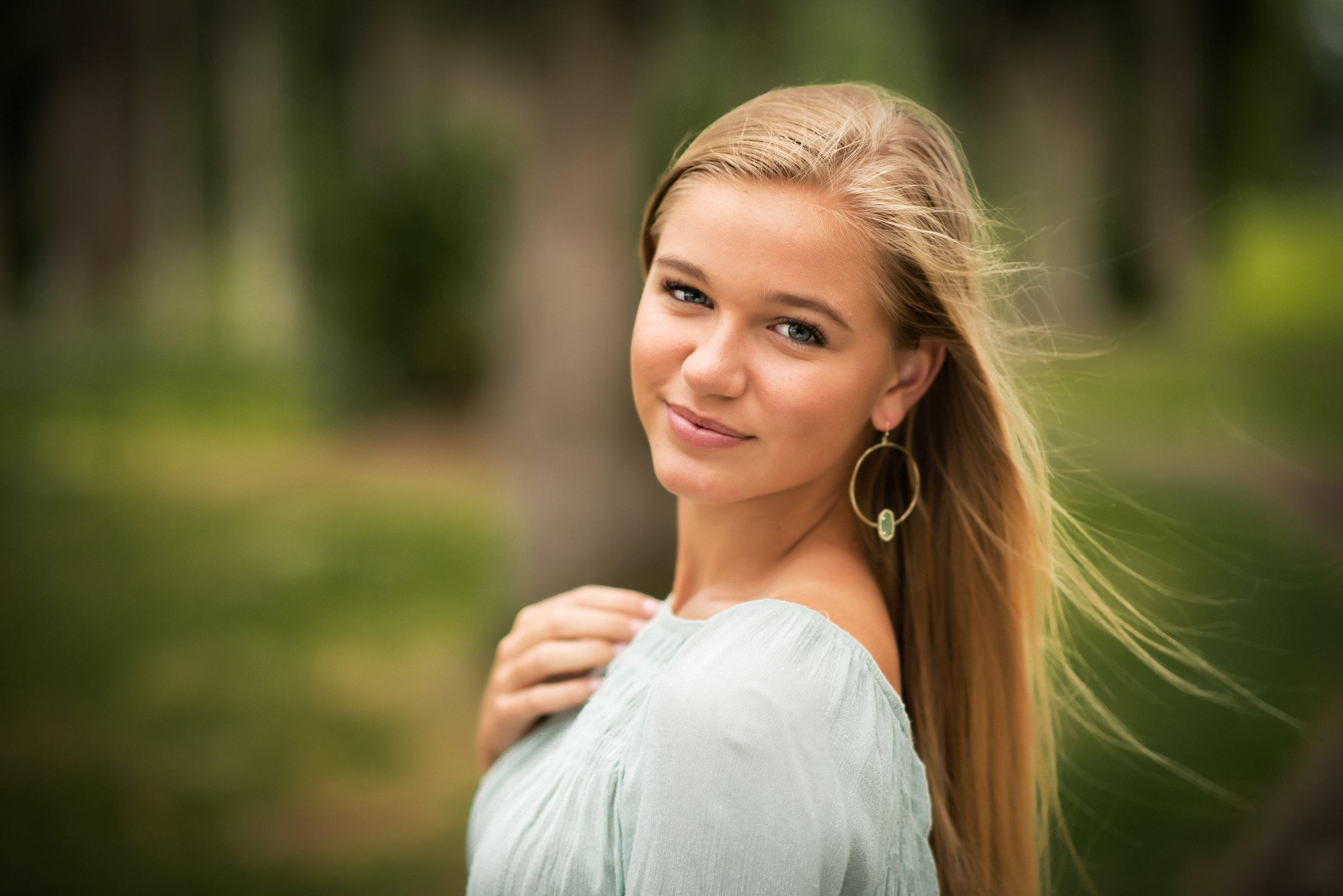 Kristin Grover Images senior photographer. Jacksonville, fl