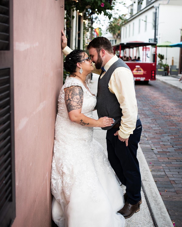 St. Augustine Wedding-Kristin Grover Images-Jacksonville, FL wedding photographer