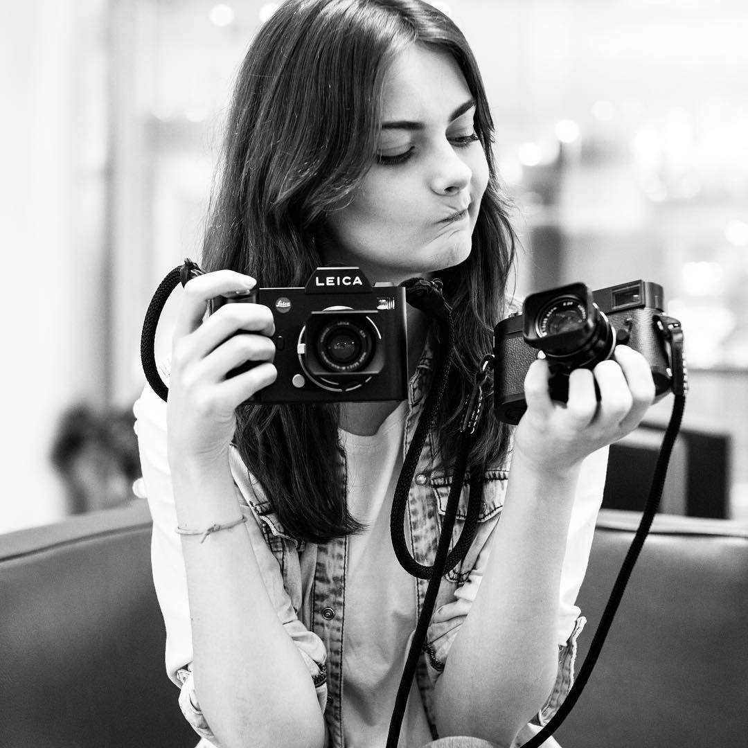 Another successful post with over 2000 likes. Also, it was our first referred post. It was reposted on the Leica Boutique Perth Instagram page. Click  HERE  for the Instagram post.