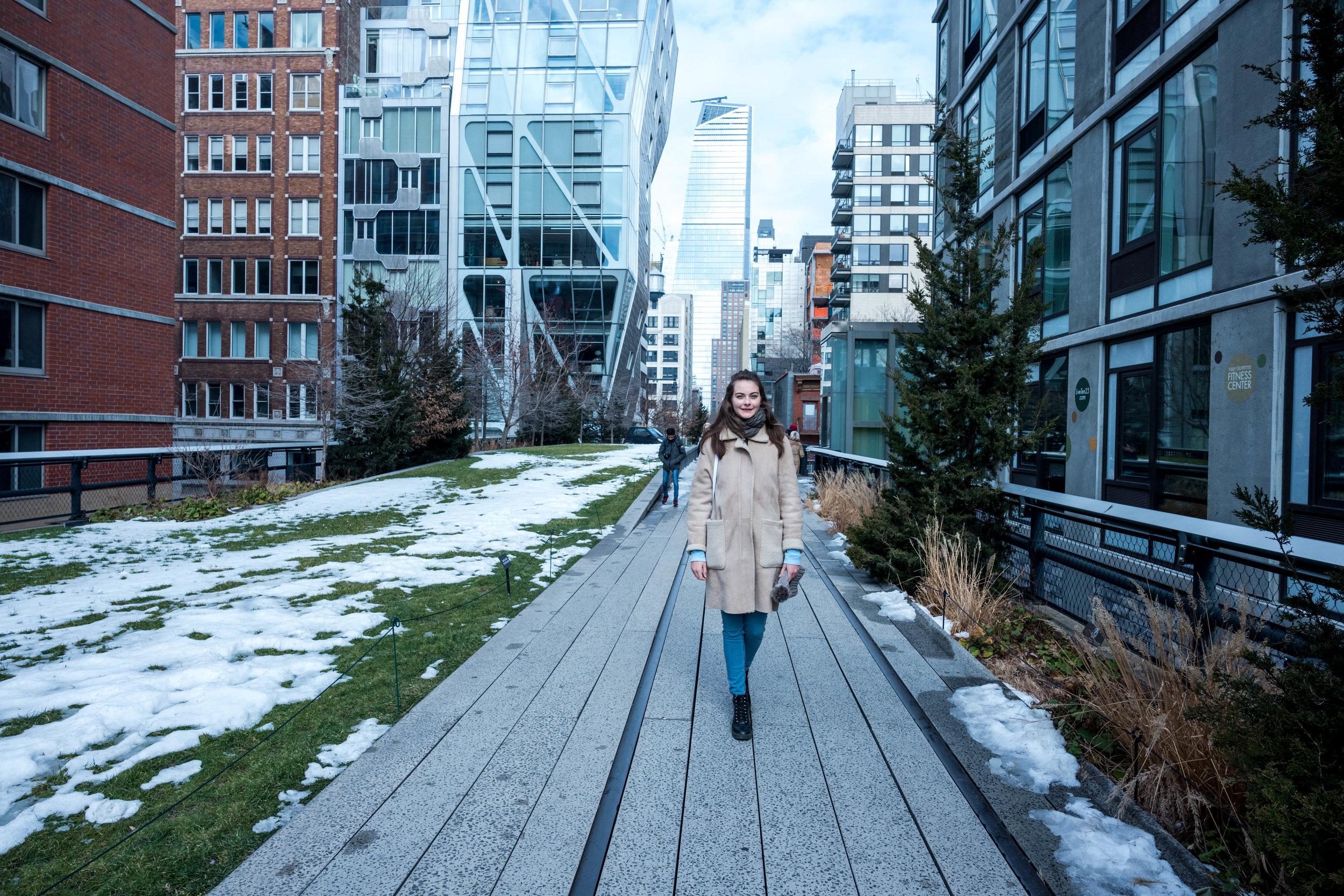 Leica SL + 21mm f/1.4 Summilux - On the High Line