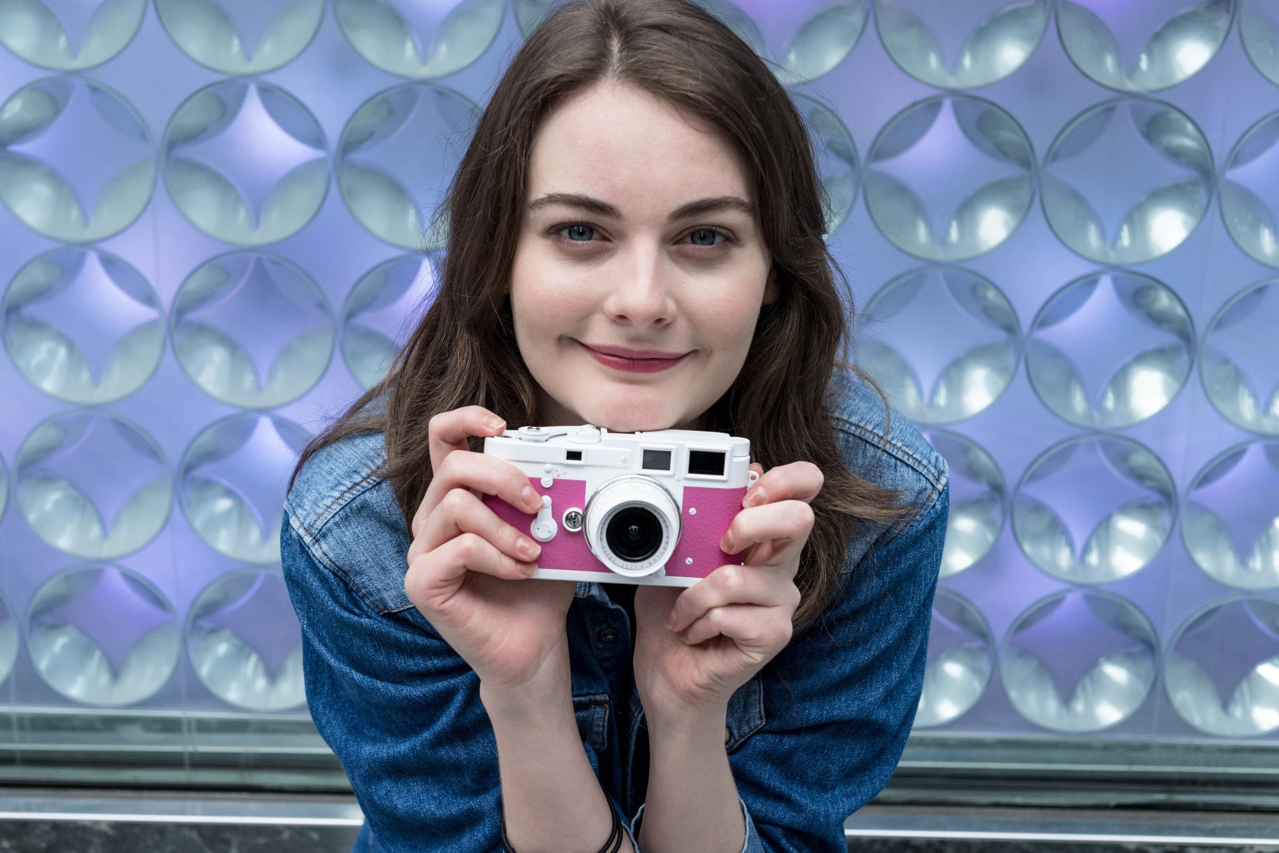Pink Leica M3