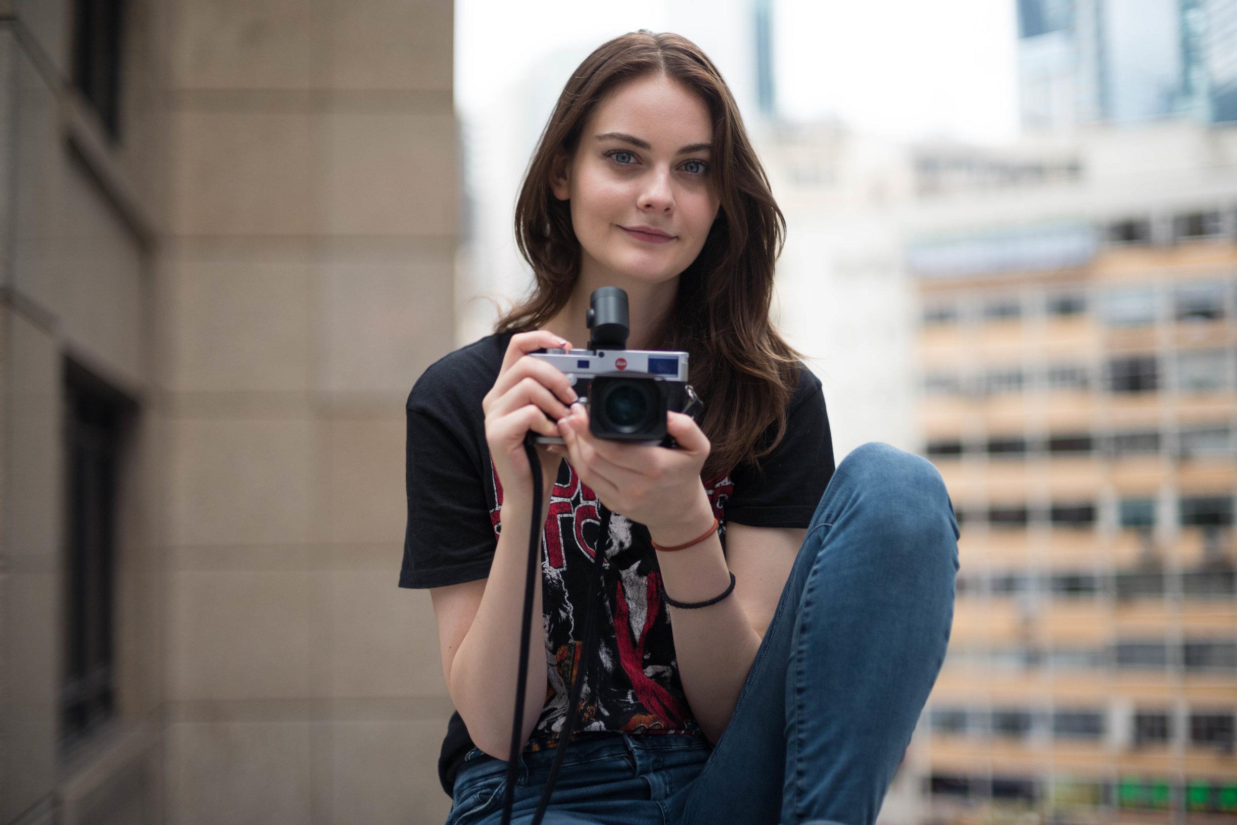 Leica SL + R to SL Adapter + 50mm f/1.4 Summilux-R E60 Version