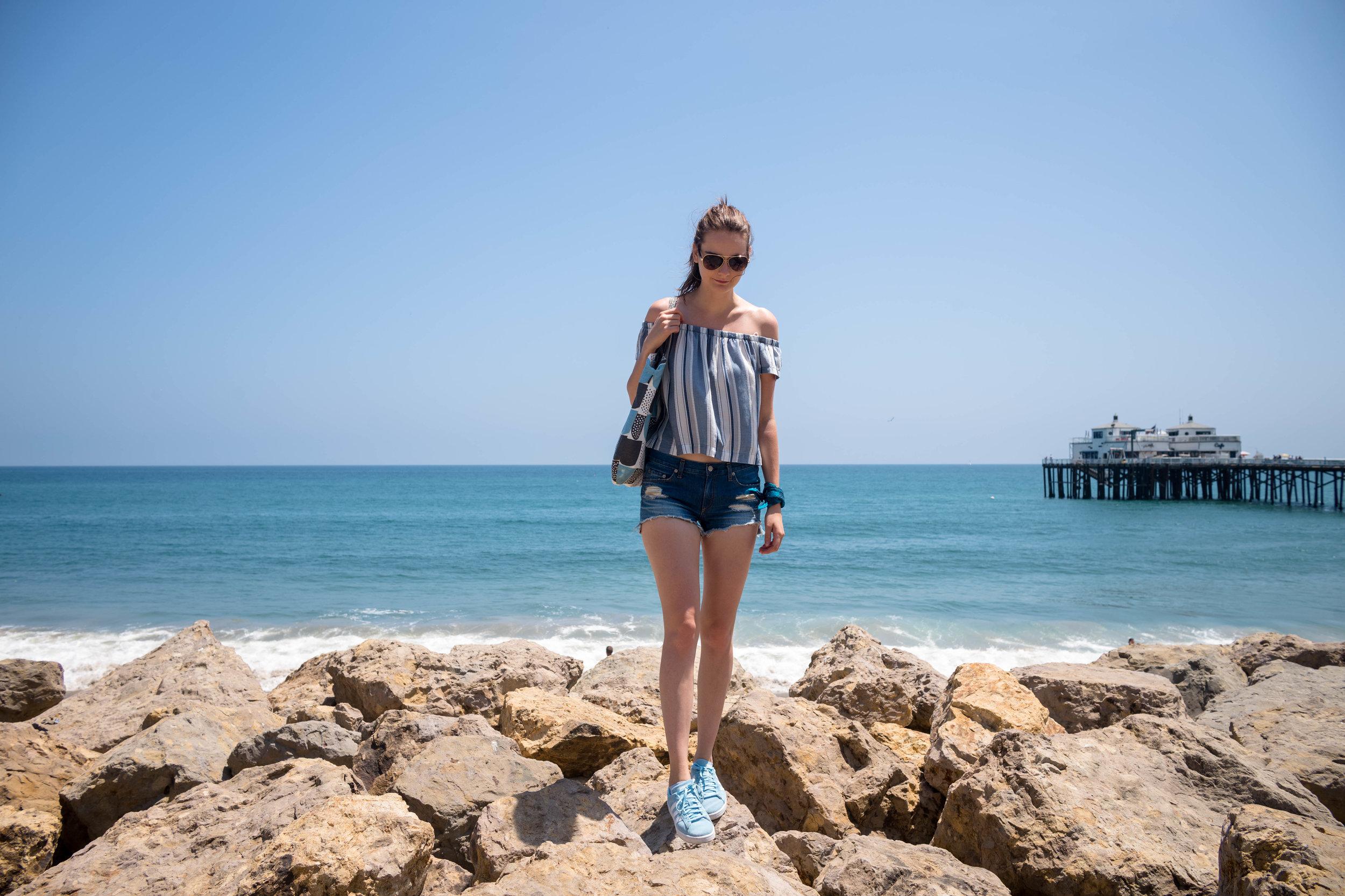 At Malibu Beach. Leica 28mm f/1.4 Summilux ASPH