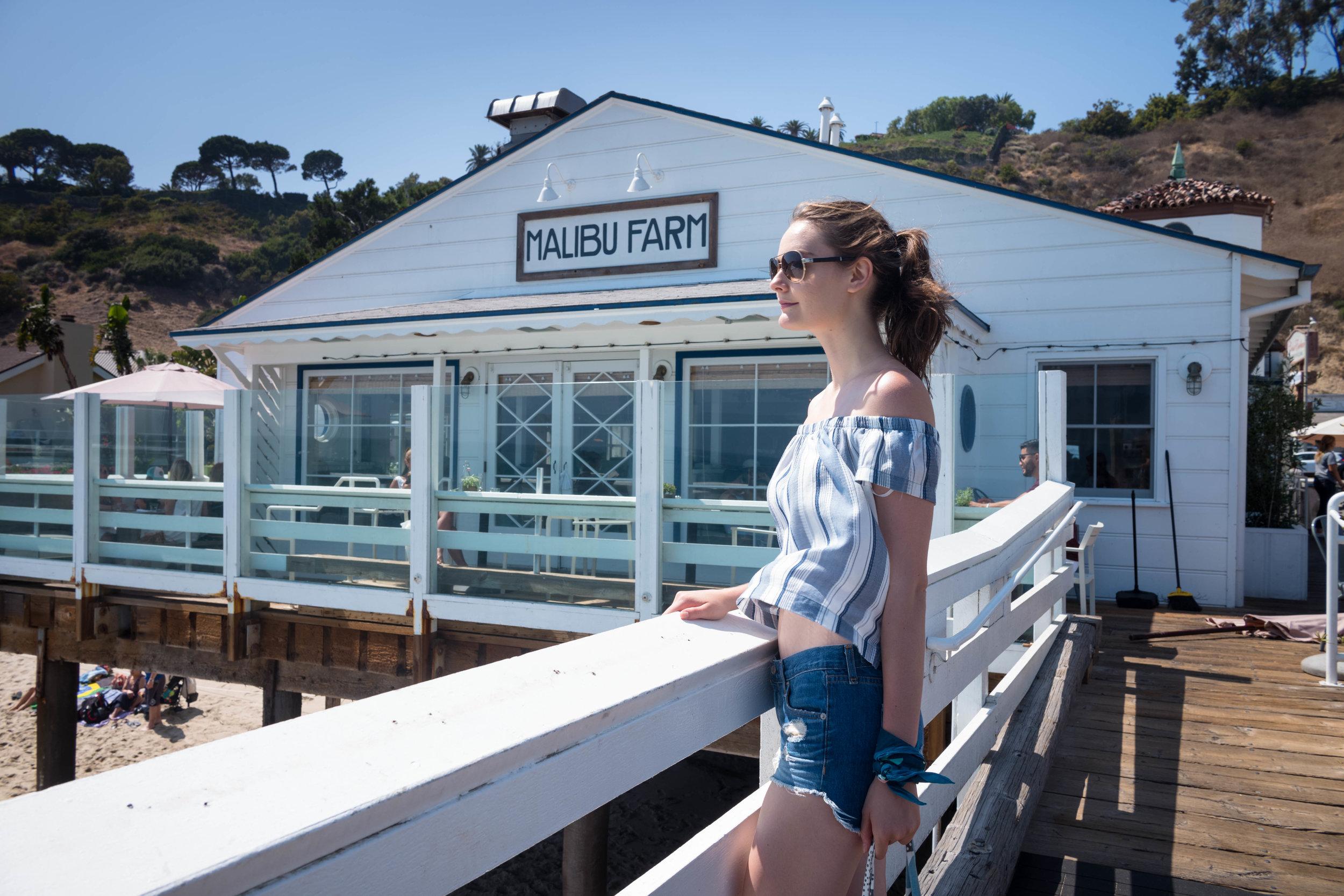 On Malibu Pier. Leica 28mm f/1.4 Summilux ASPH