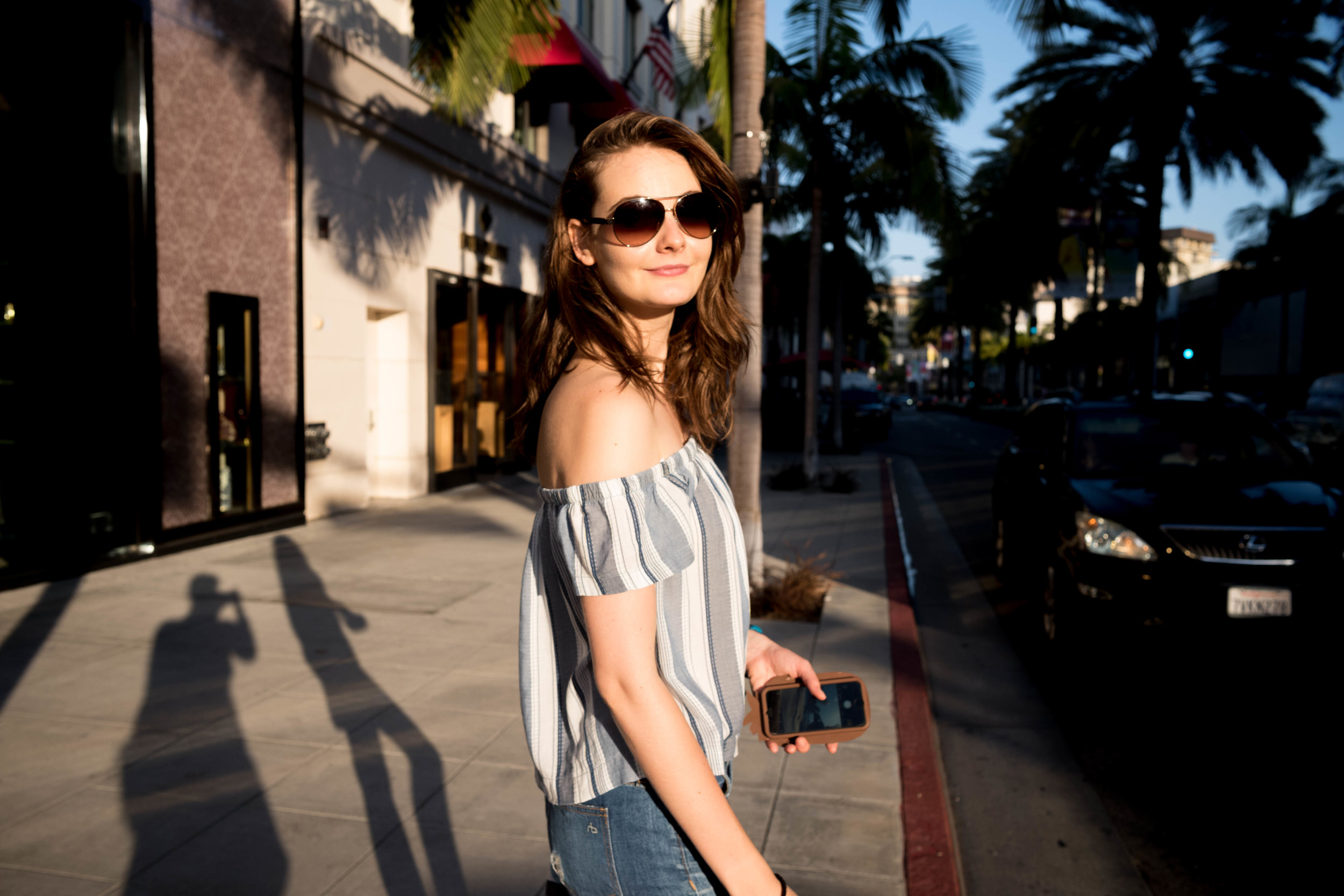 Now on Rodeo Drive. Leica 28mm f/1.4 Summilux ASPH
