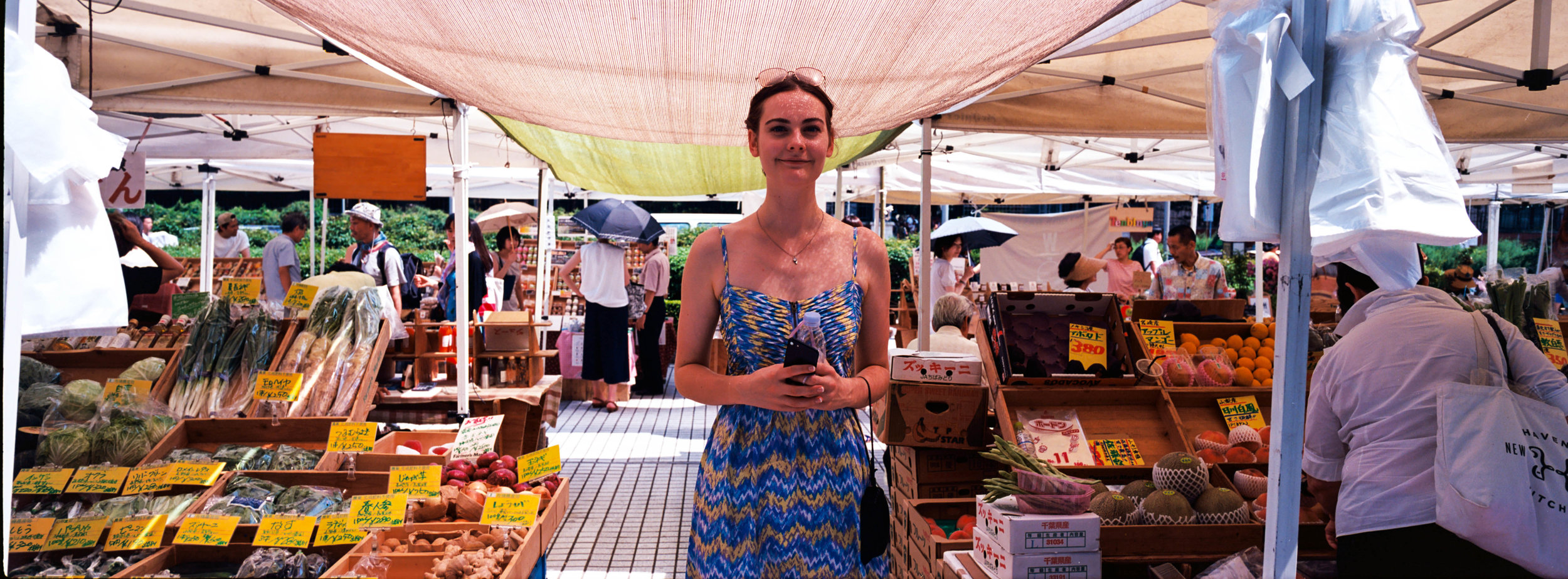 Still at the flea market - Kodak Ektar 100