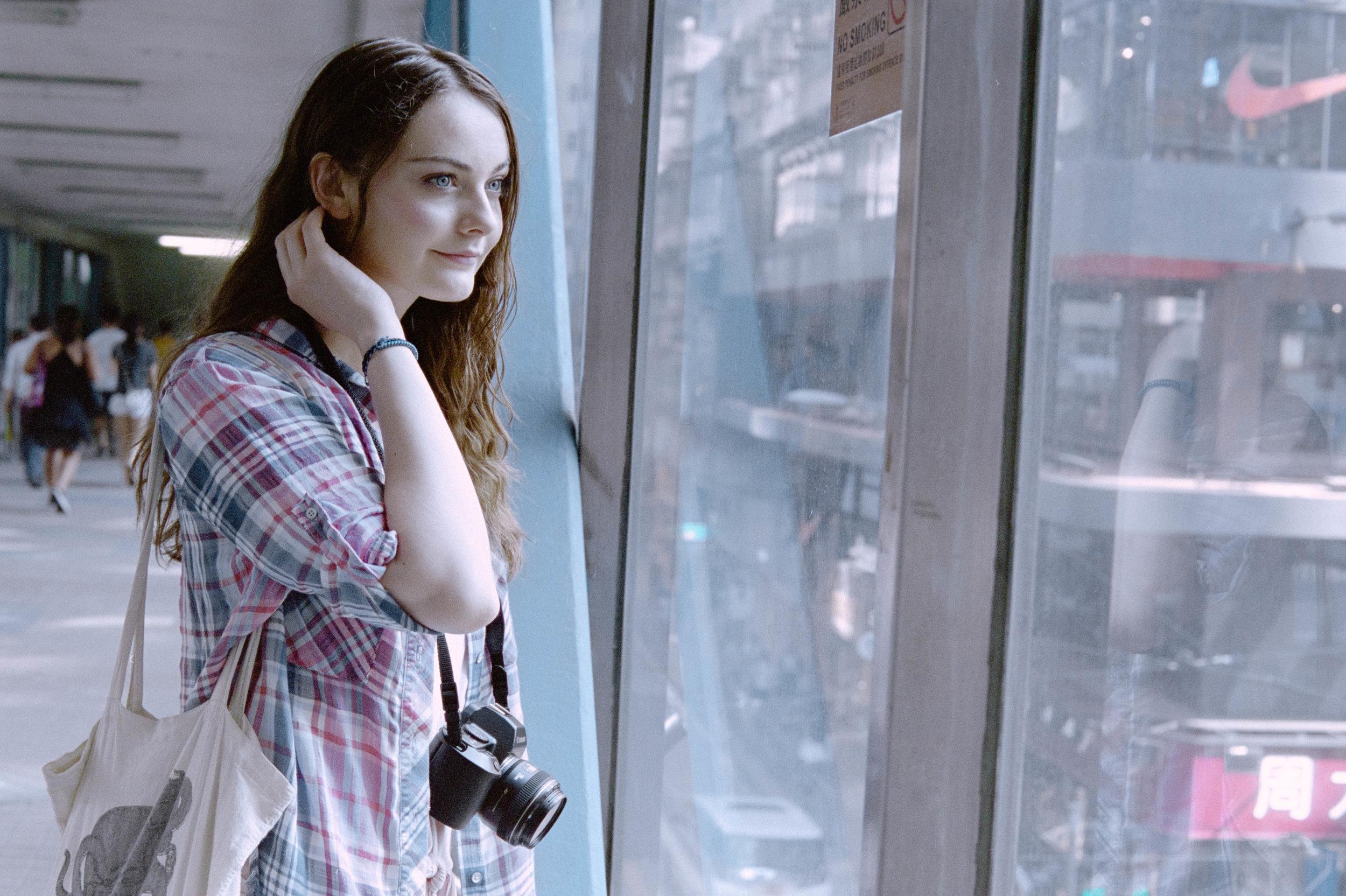Nikon D850 + Nikon AF-S Micro 60mm f/2.8G + Nikon ES-2 - Shot in DX Mode + Negative Inversion with Tonal Curve Adjustment in Lightroom
