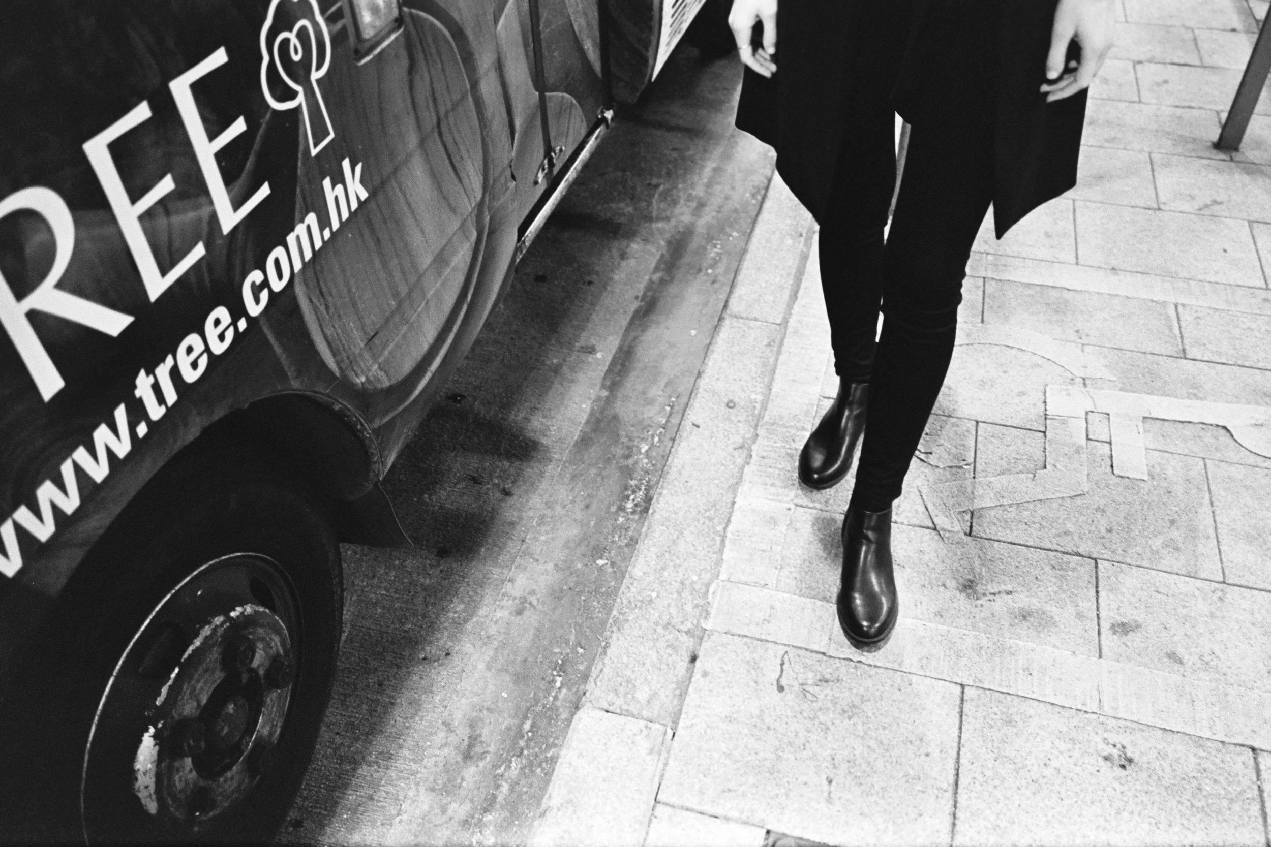 Leica MP Titan + Leica 28mm f/2 Summicron-M ASPH + Kodak Tri-X 400