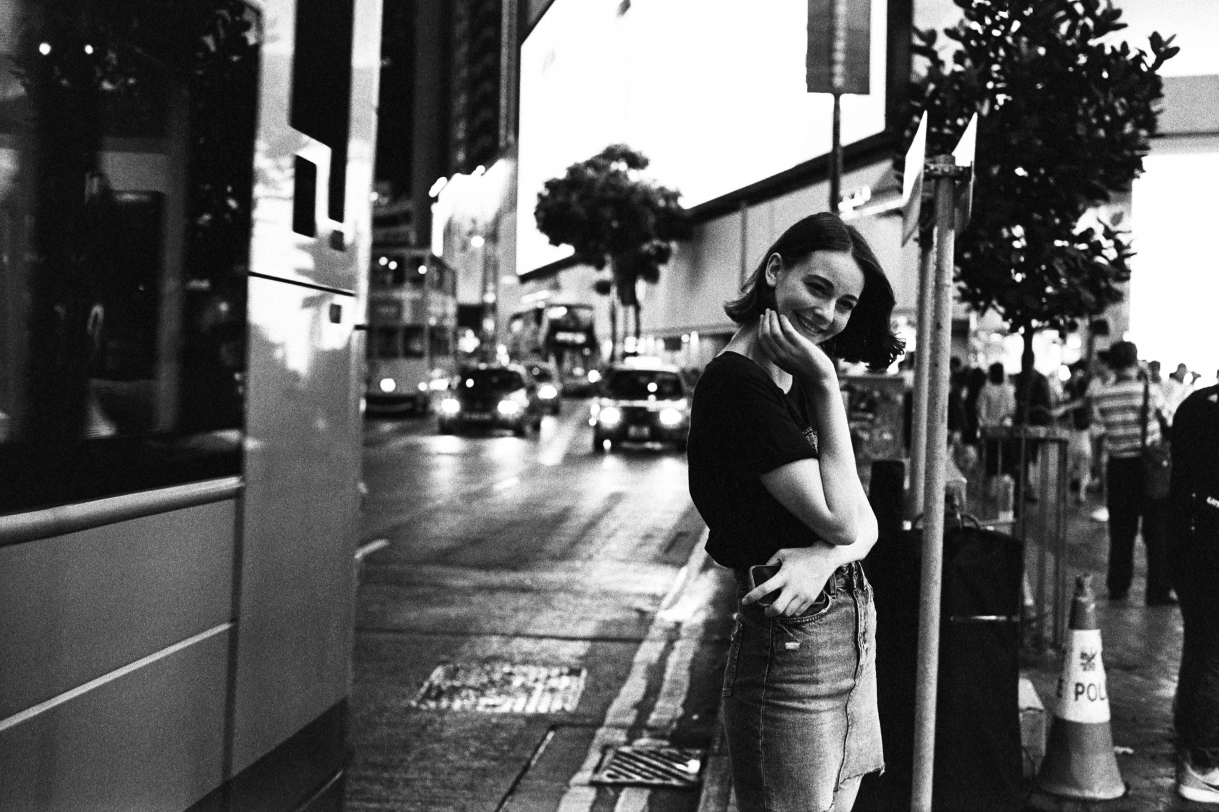 Fujifilm Neopan 1600 (Expired 2008, frozen since purchase) @ 35mm Focal Length