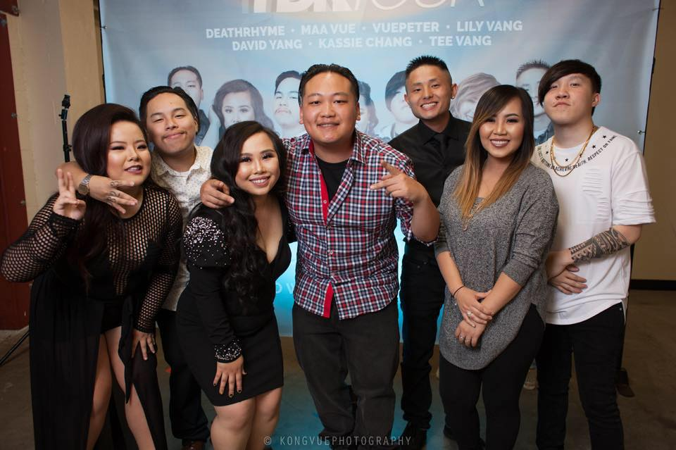 YDR Tour 2017 in Sacramento, CA  - Photo Courtesy of Kong Vue Photography