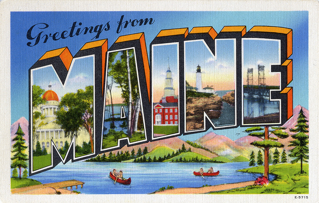 - Be a tourist in our own state!How often do we catch ourselves working through the summer and missing out on the amazing activities Maine has to offer? (Too often!)DownEast Magazine's May issue has a