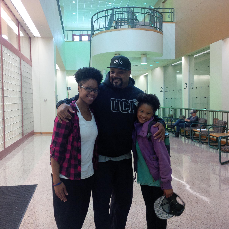 With Rennie Harris; Concert Hip-Hop Pioneer