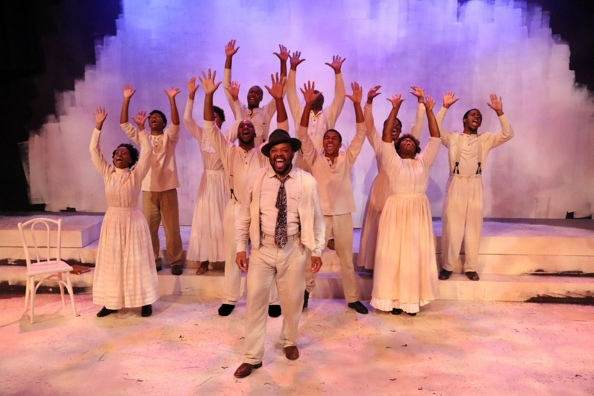Choreographing 'The Color Purple'