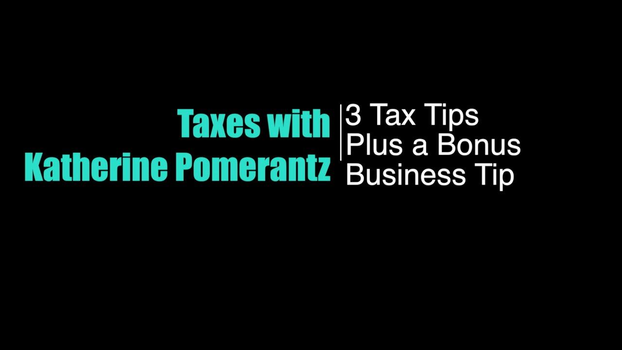 Tax Tips with Katherine Pomerantz.jpg