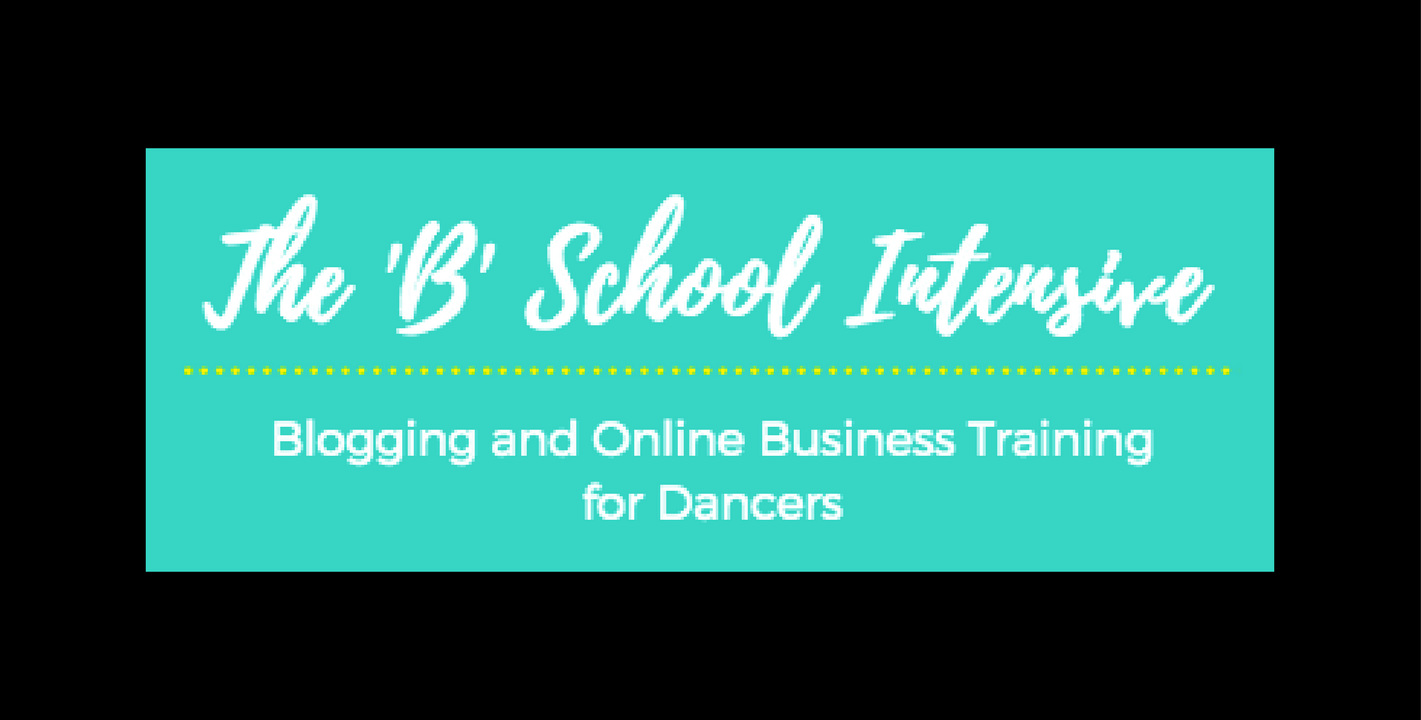 The B School Cover 2 - The Working Dancer.png