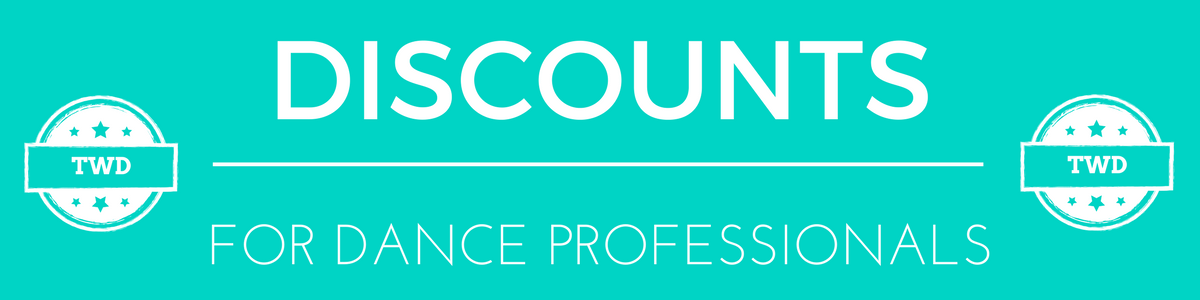 Discounts for Dance Professionals Membership - The Working Dancer.png