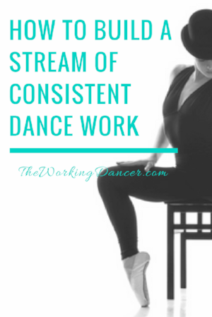 how to build a stream of consistent dance work dance career tips dance blog - The Working Dancer Blog.png
