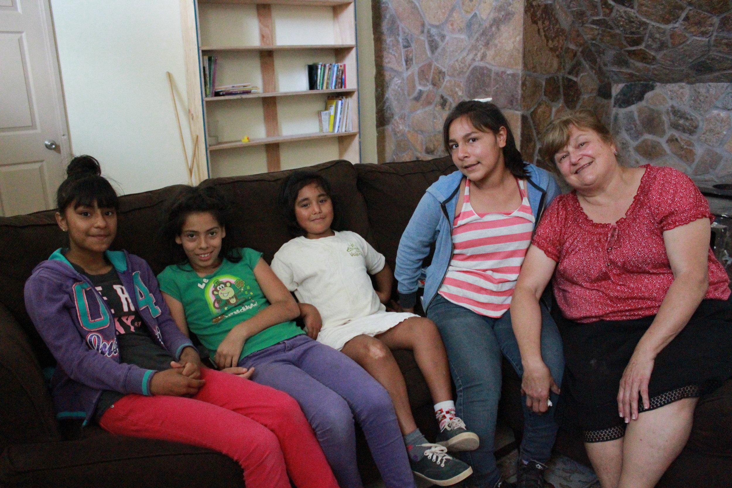 Familia Manzano Children's Home