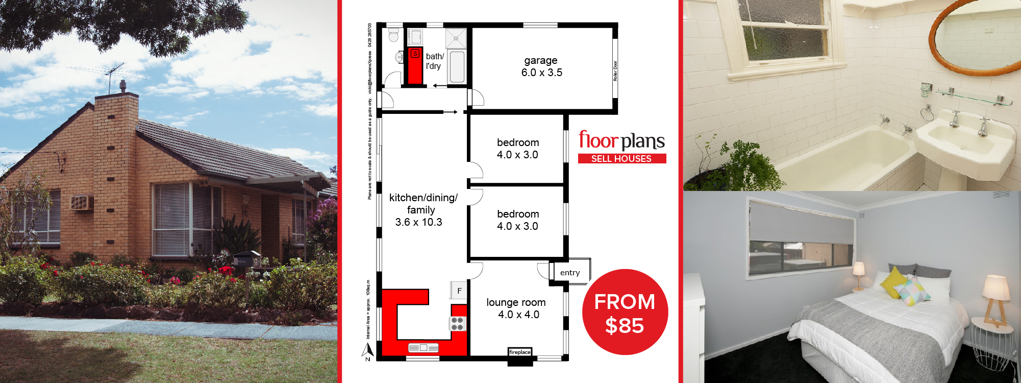 Floor Plans Xpress - Wagga Wagga